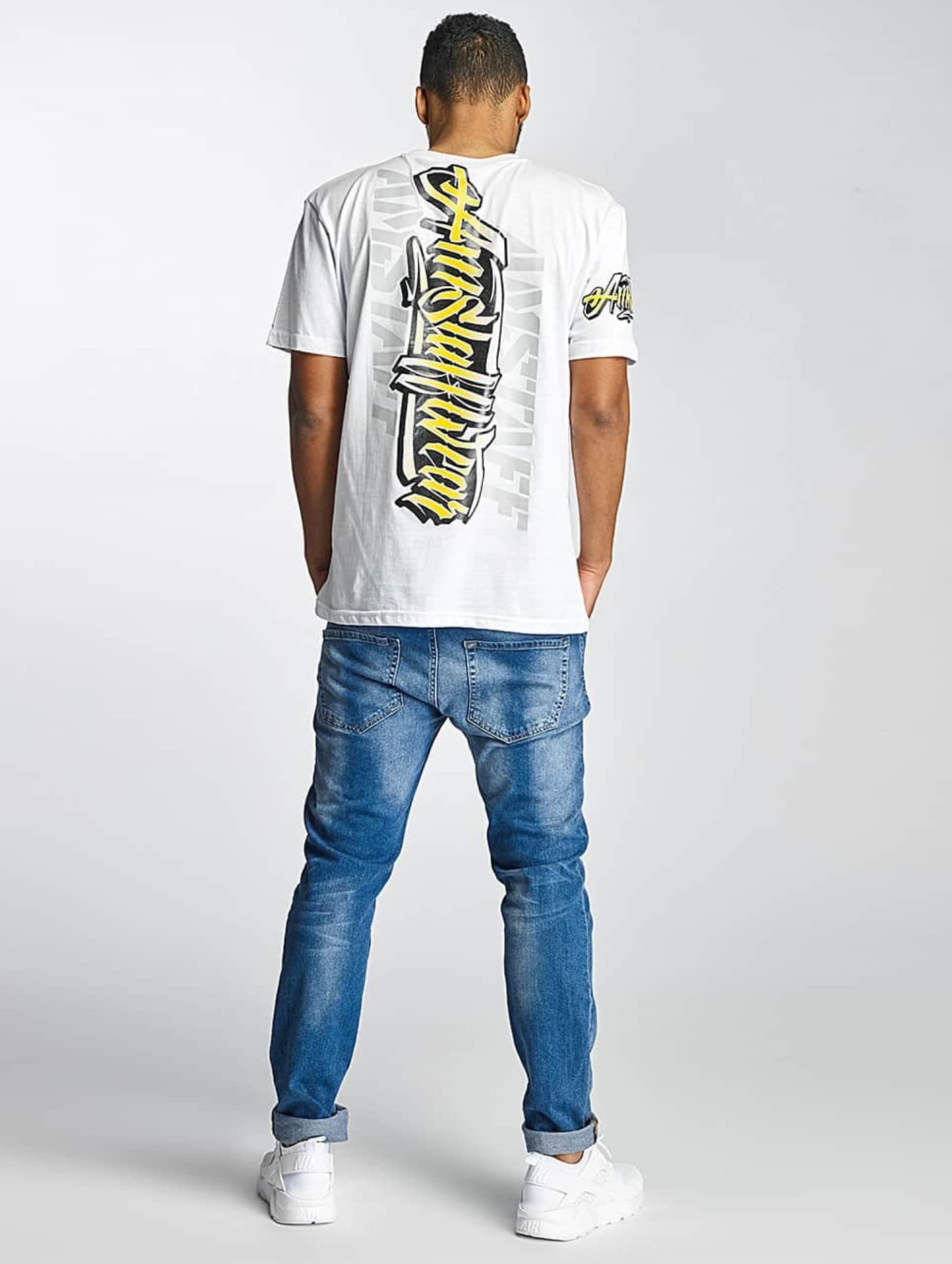 Amstaff T-Shirt Neto weiß