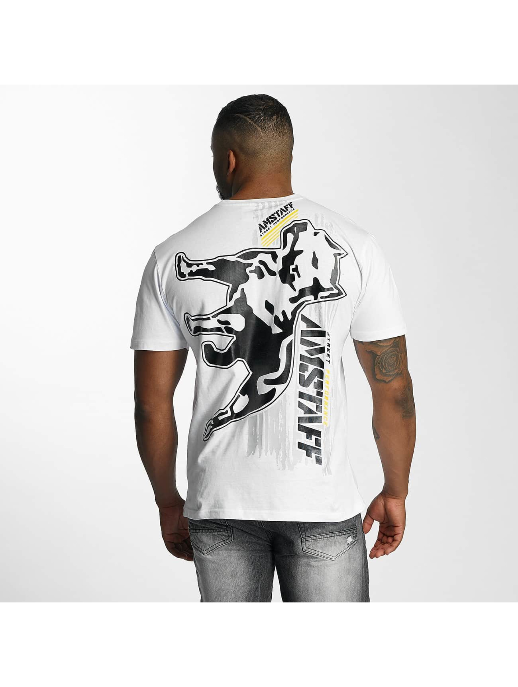 Amstaff T-Shirt Elard white