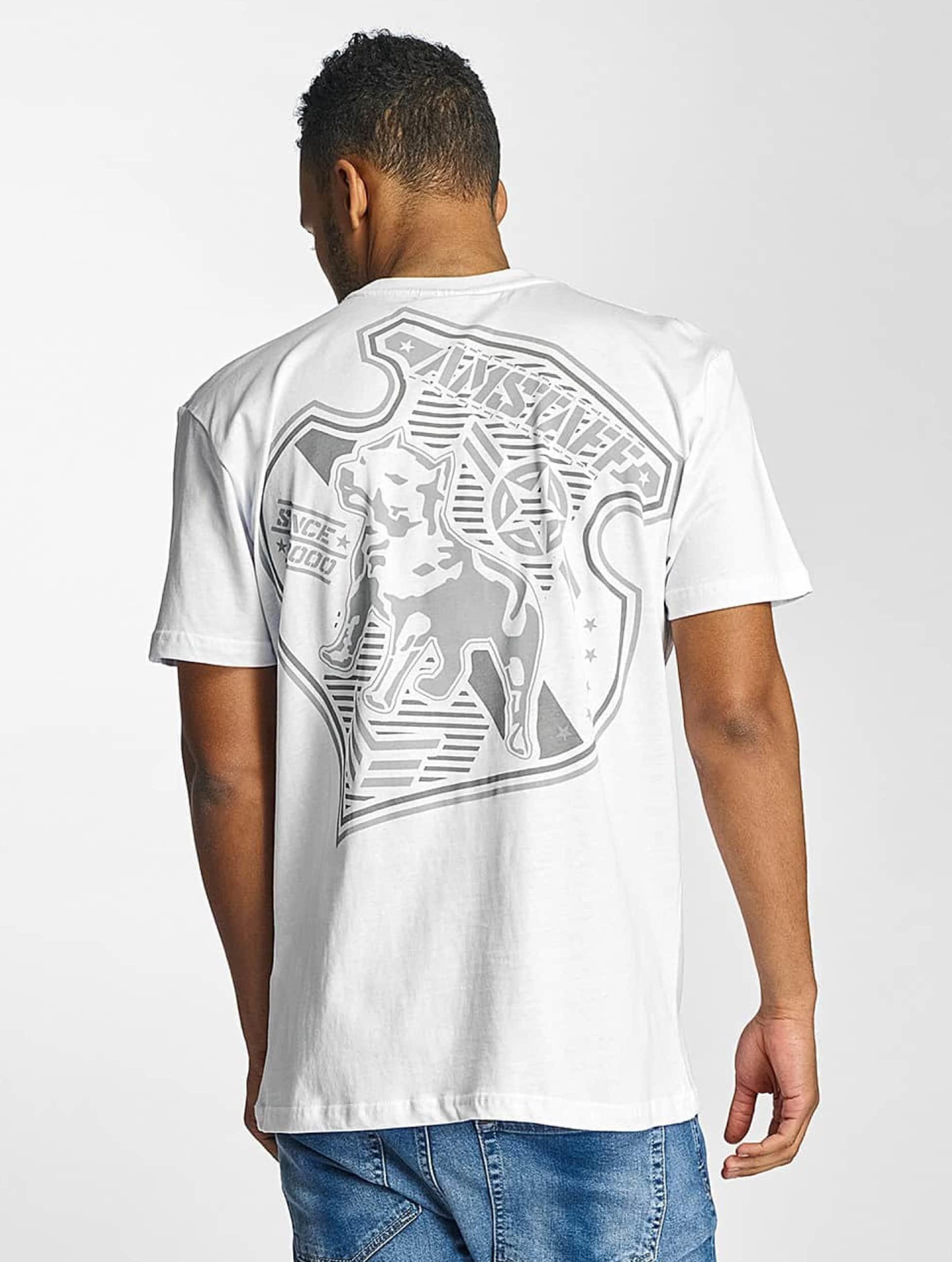 Amstaff t-shirt Razar wit