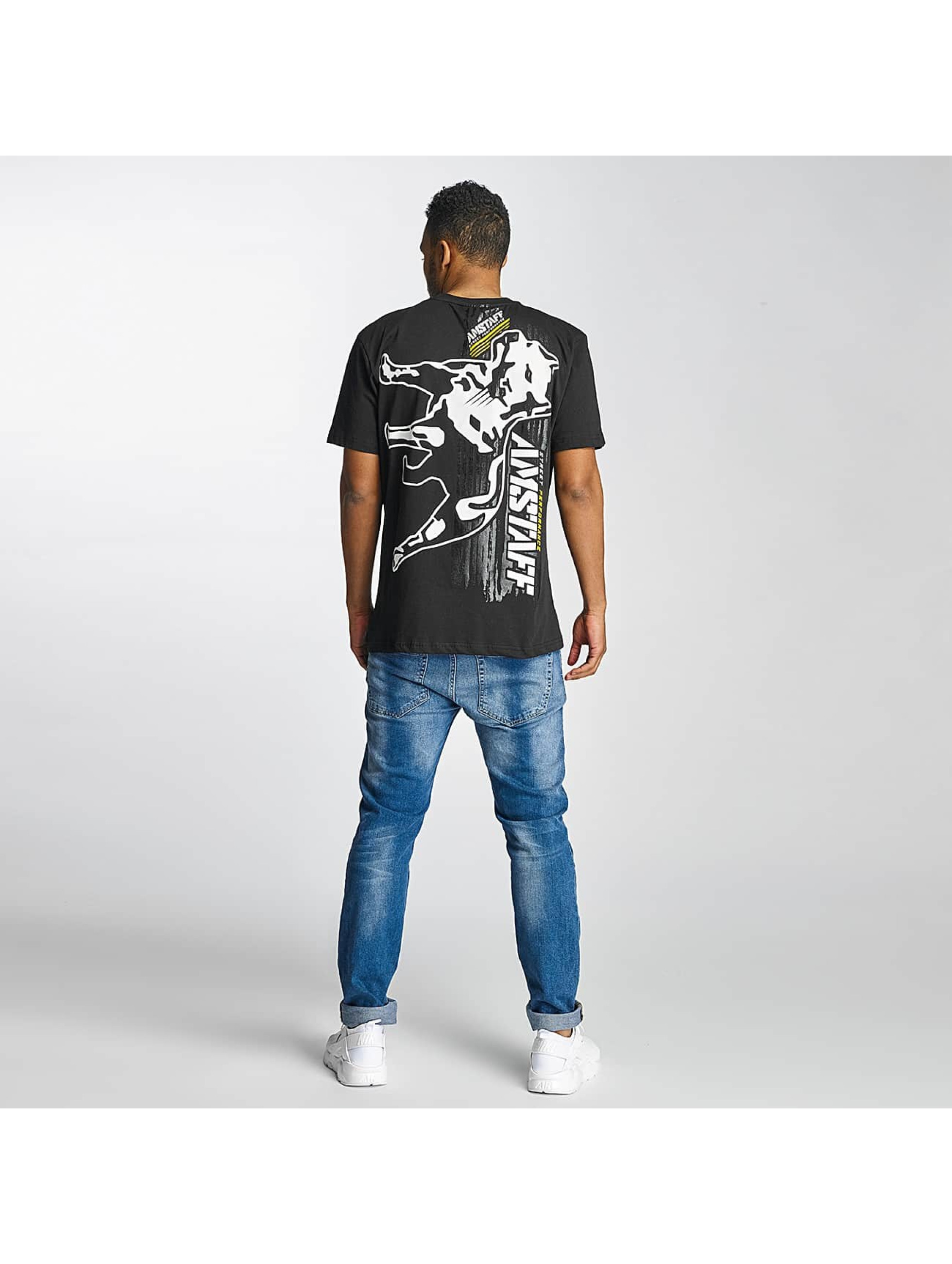Amstaff t-shirt Elard zwart