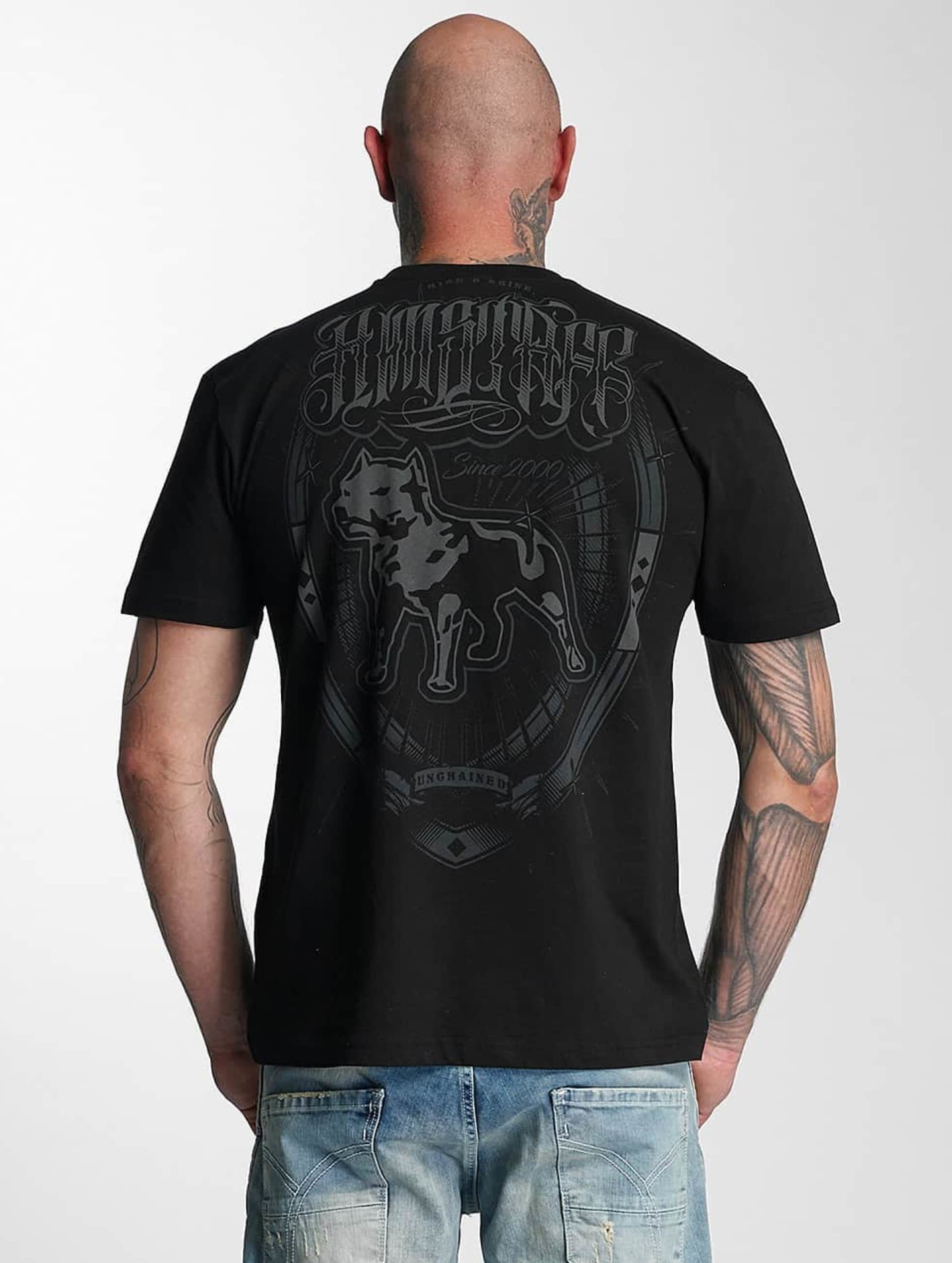 Amstaff T-shirts Royalis sort