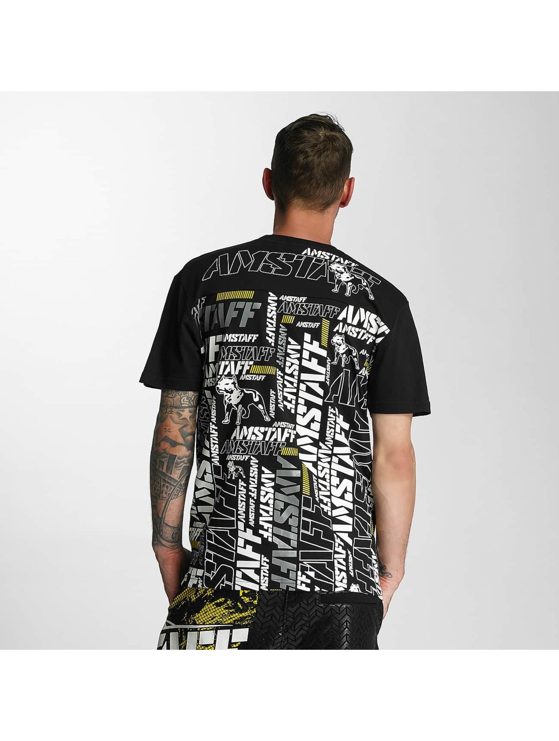 Amstaff T-shirts Talis sort