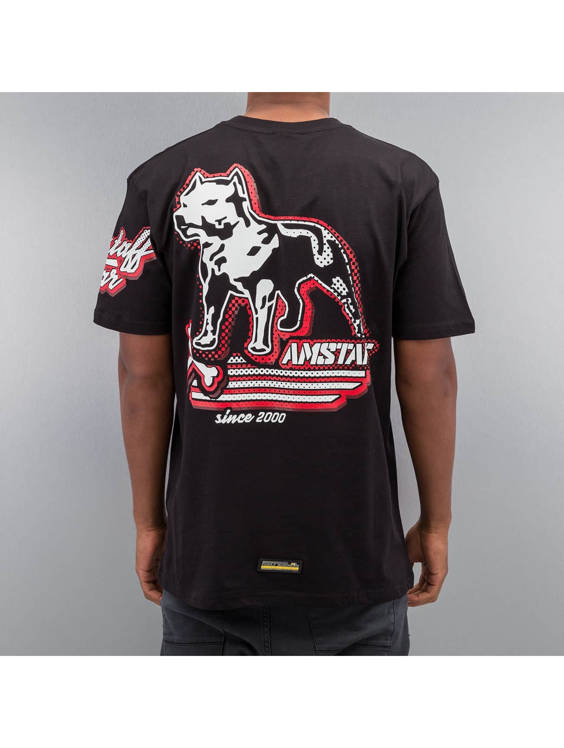 Amstaff T-Shirty Veros czarny