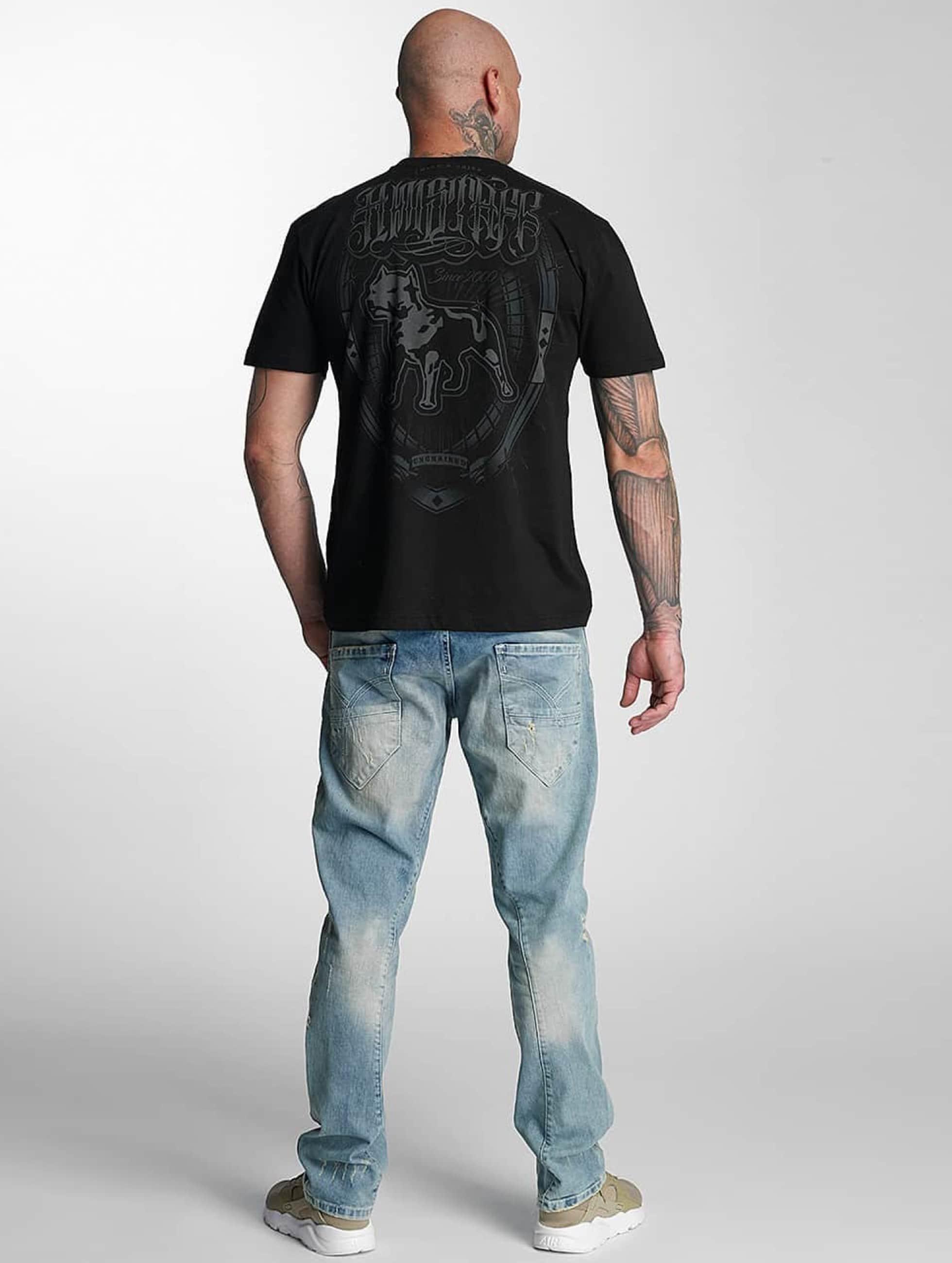 Amstaff T-Shirty Royalis czarny