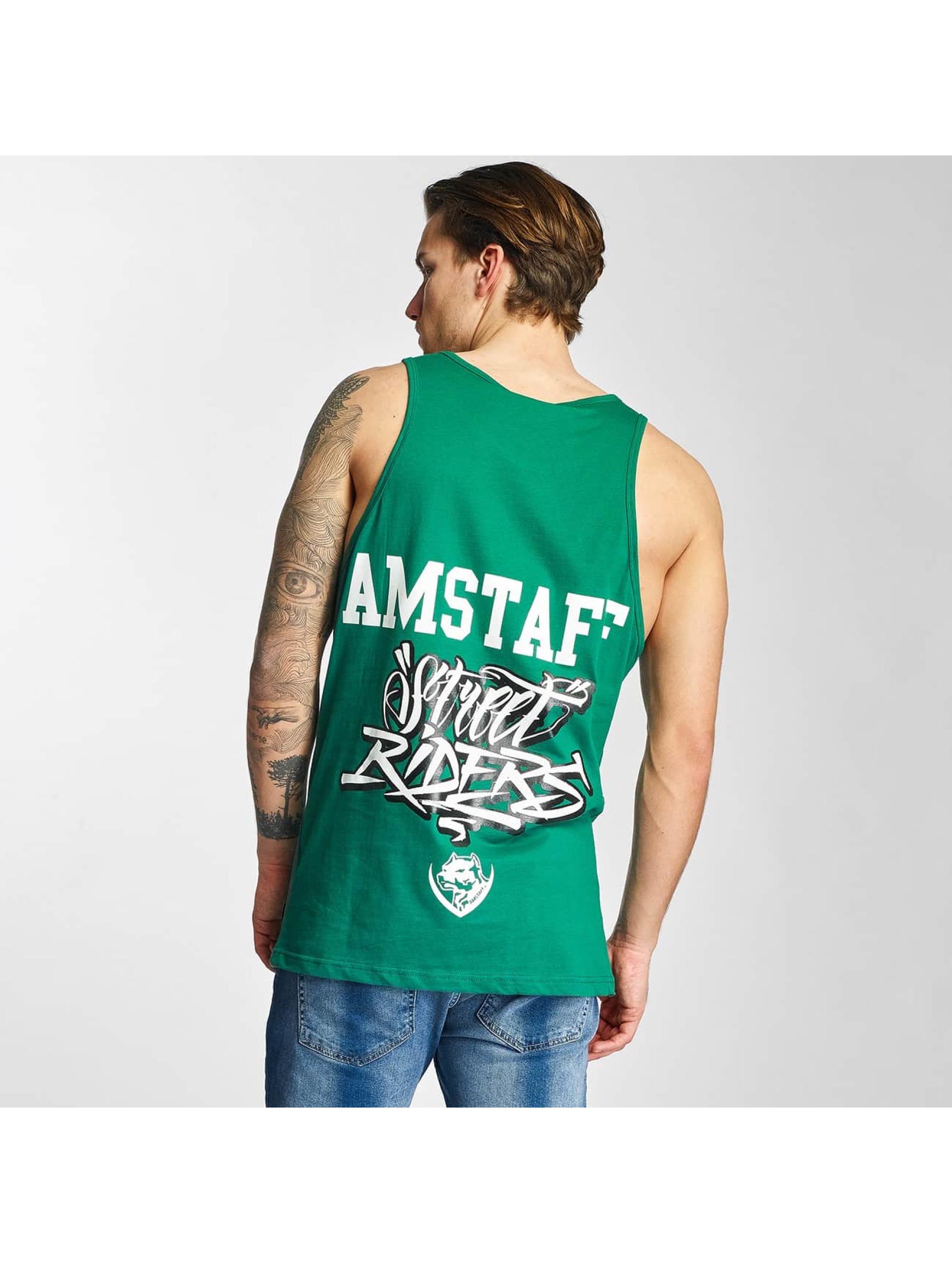 Amstaff Tank Tops Alador grün