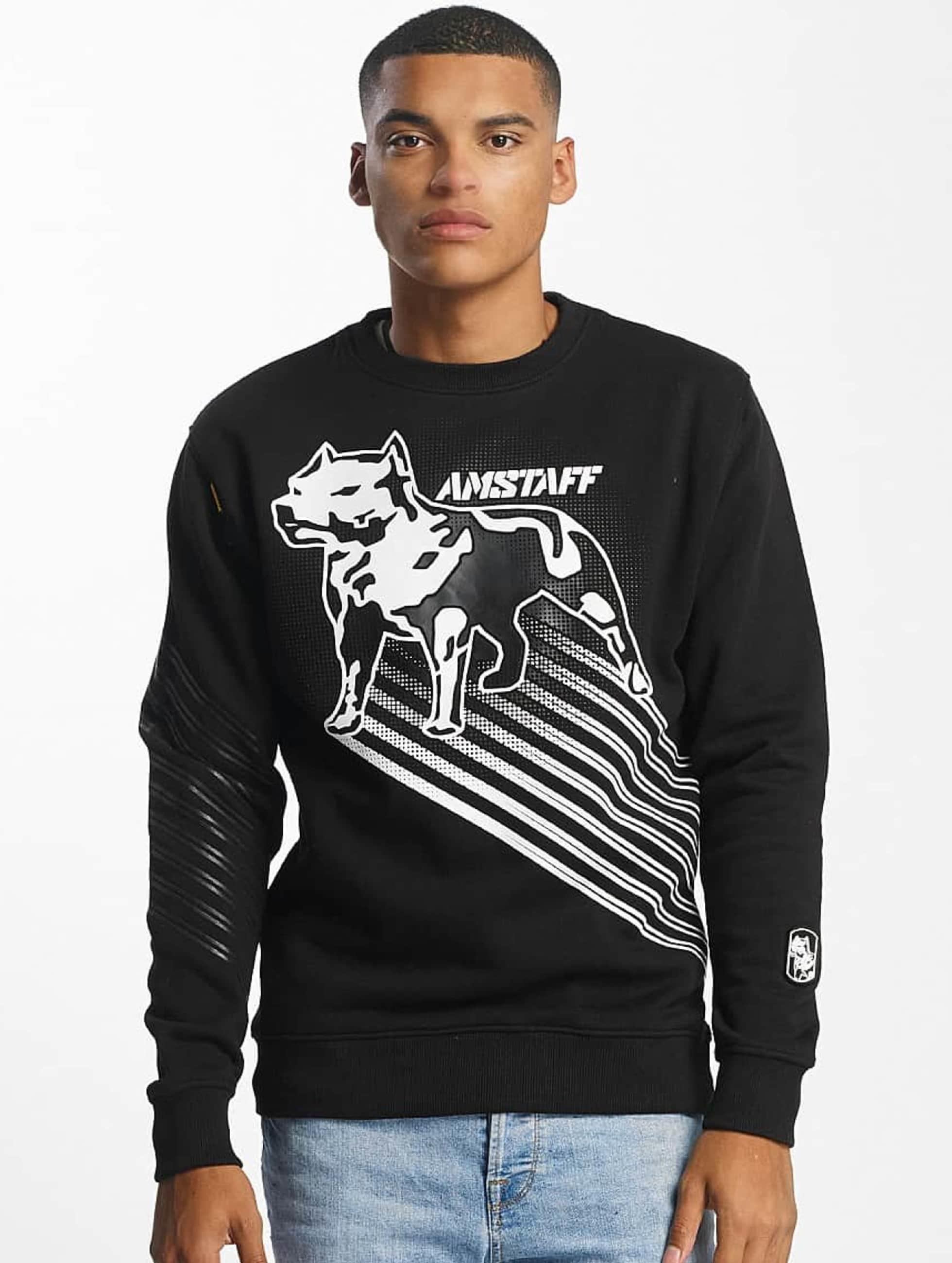 Amstaff trui Irex zwart