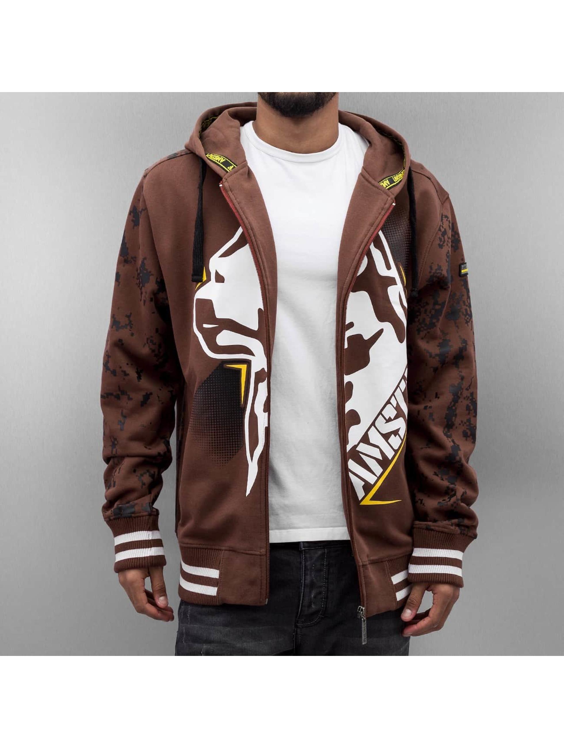 Amstaff Zip Hoodie Namru коричневый
