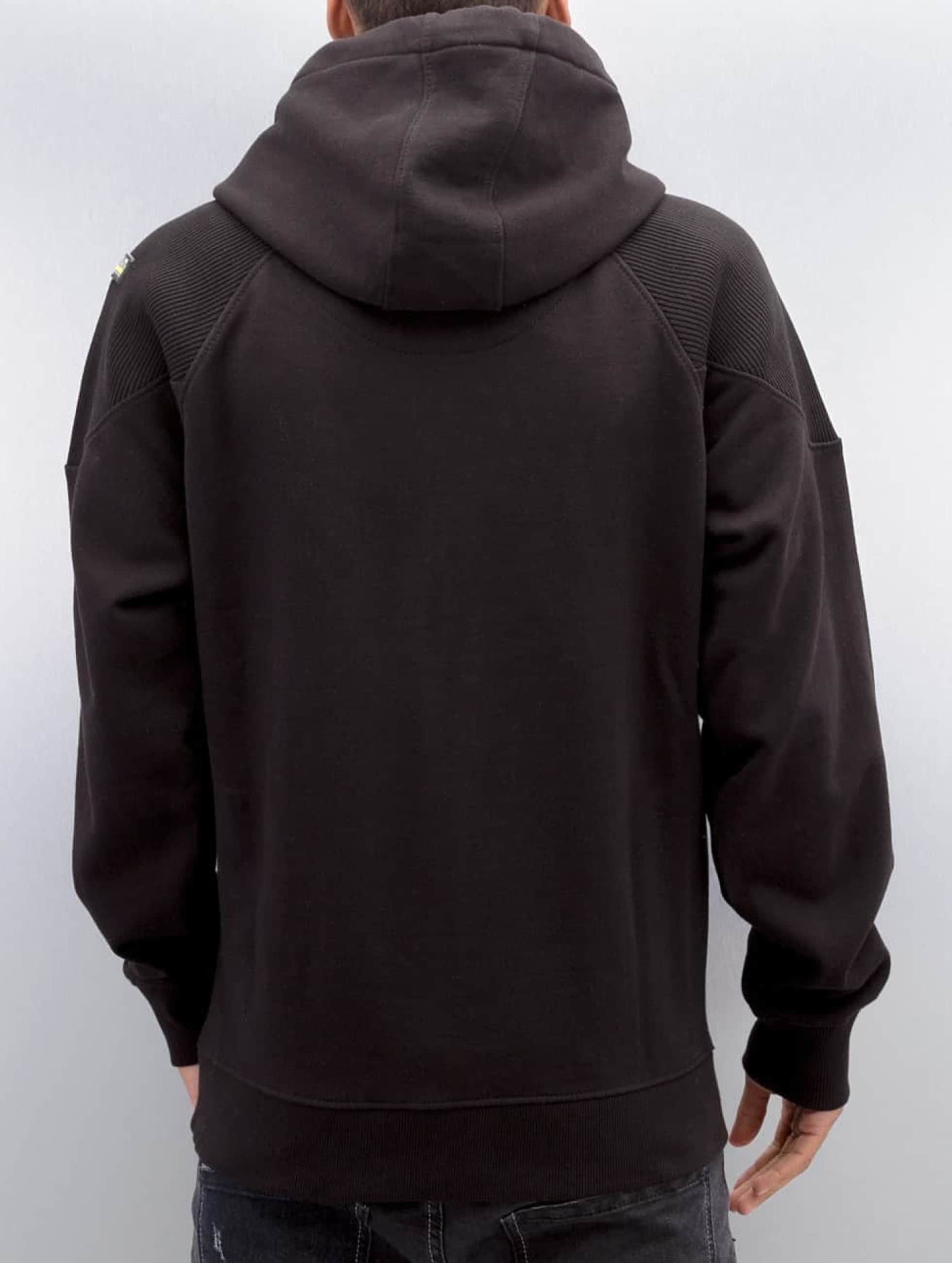 Amstaff Zip Hoodie Toson black