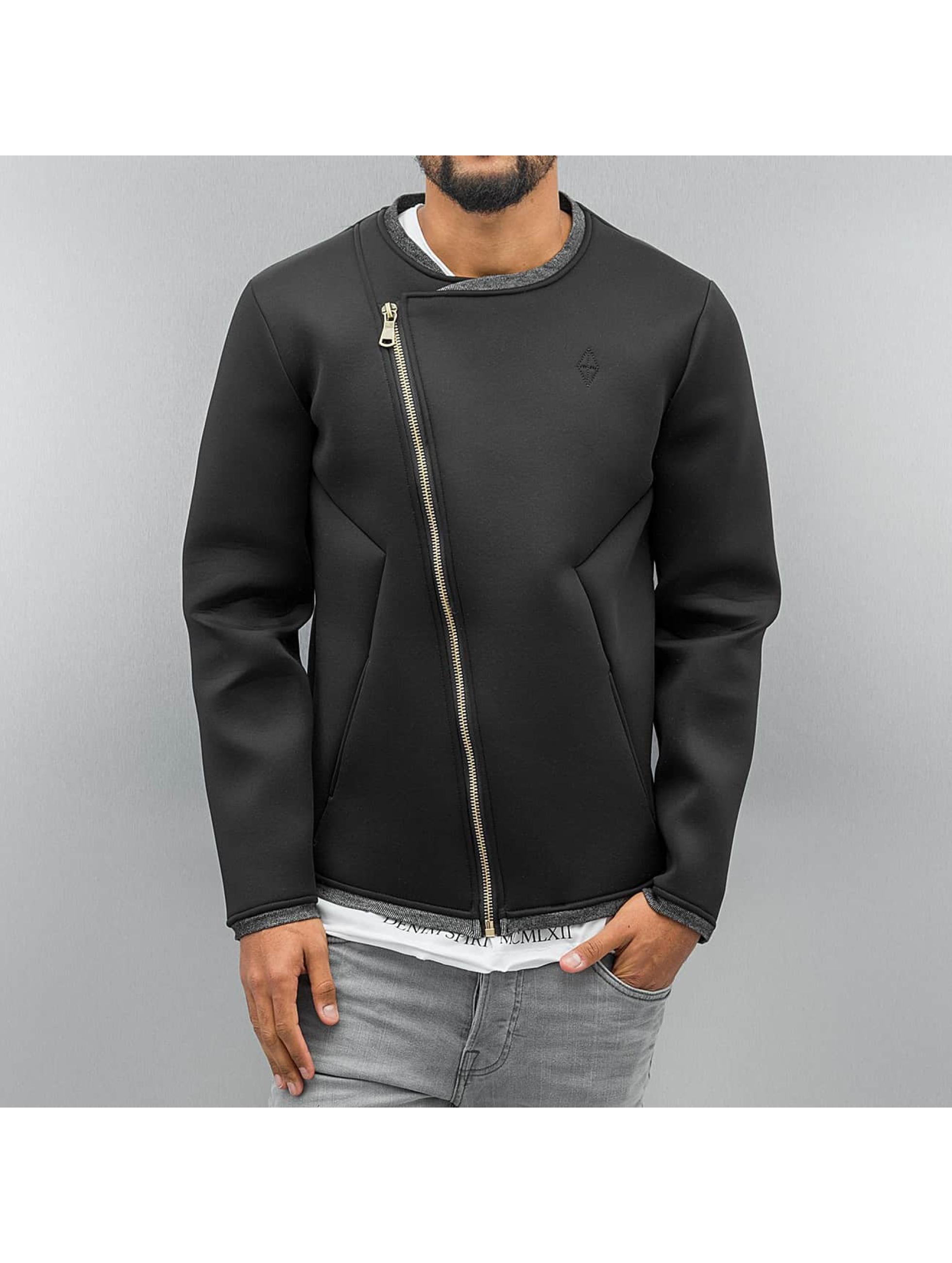 Amsterdenim Демисезонная куртка Mats черный