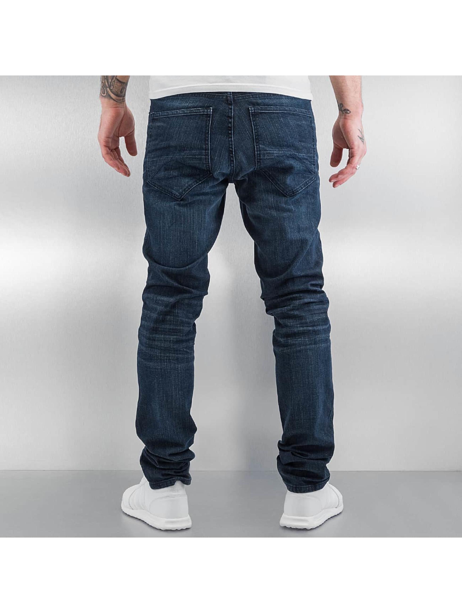 Amsterdenim Skinny jeans Wash blauw