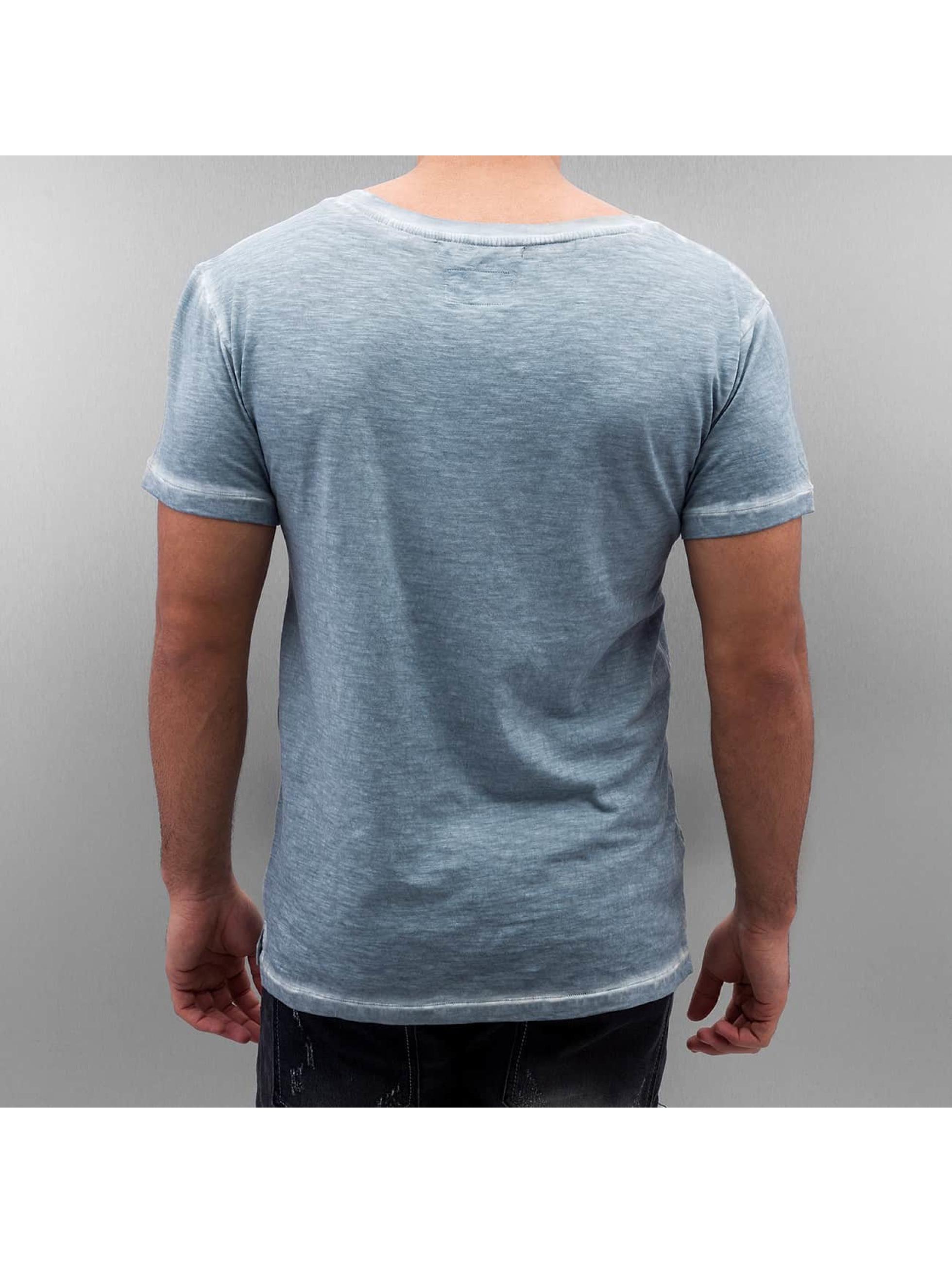 Amsterdenim T-Shirt Floris blue