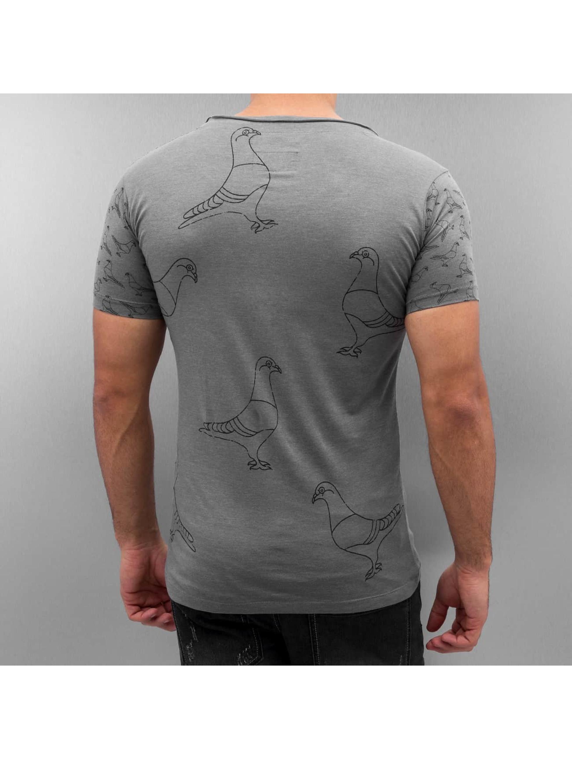 Amsterdenim T-shirt Henk grigio