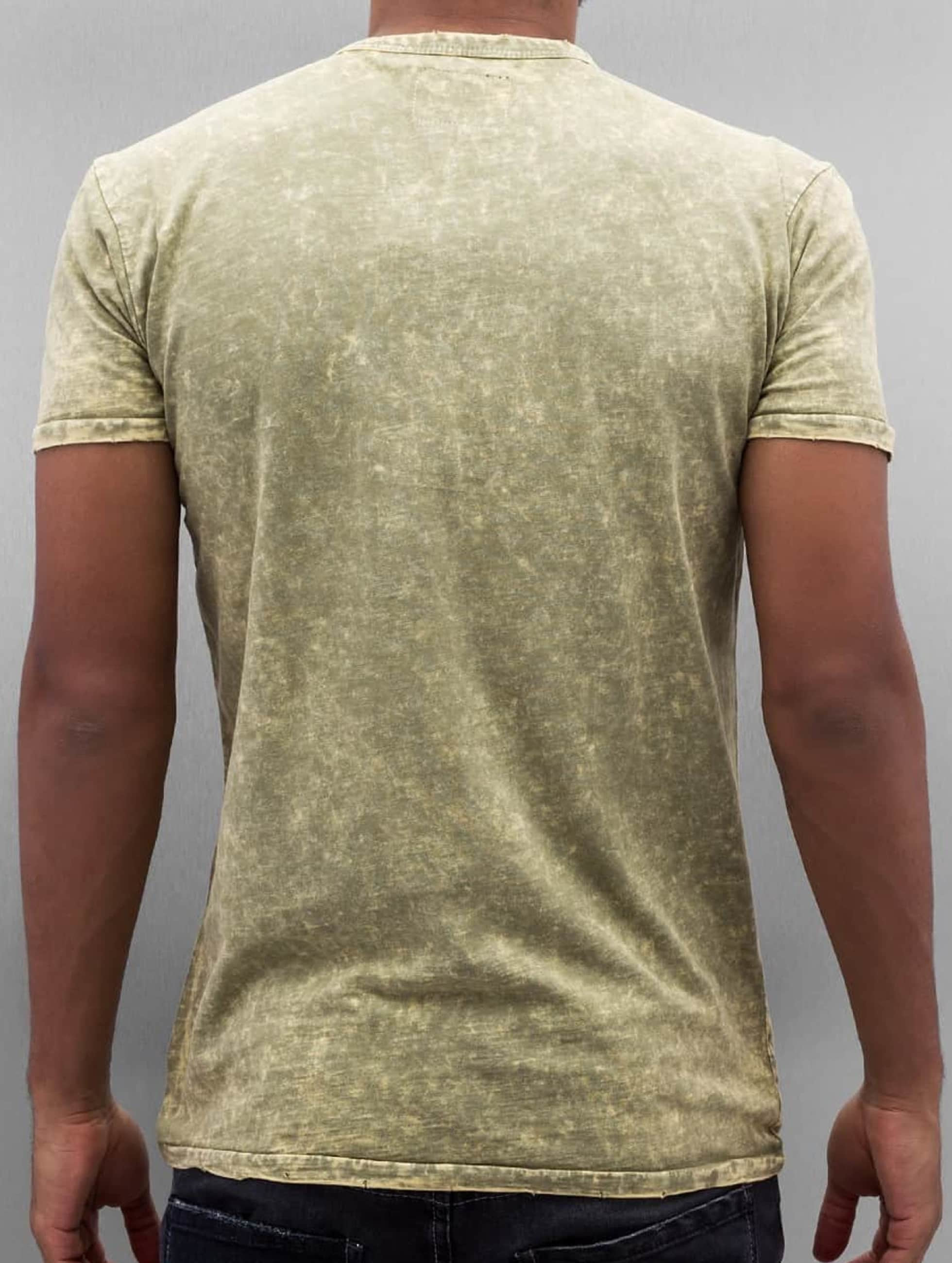 Amsterdenim T-shirt Jaap grön