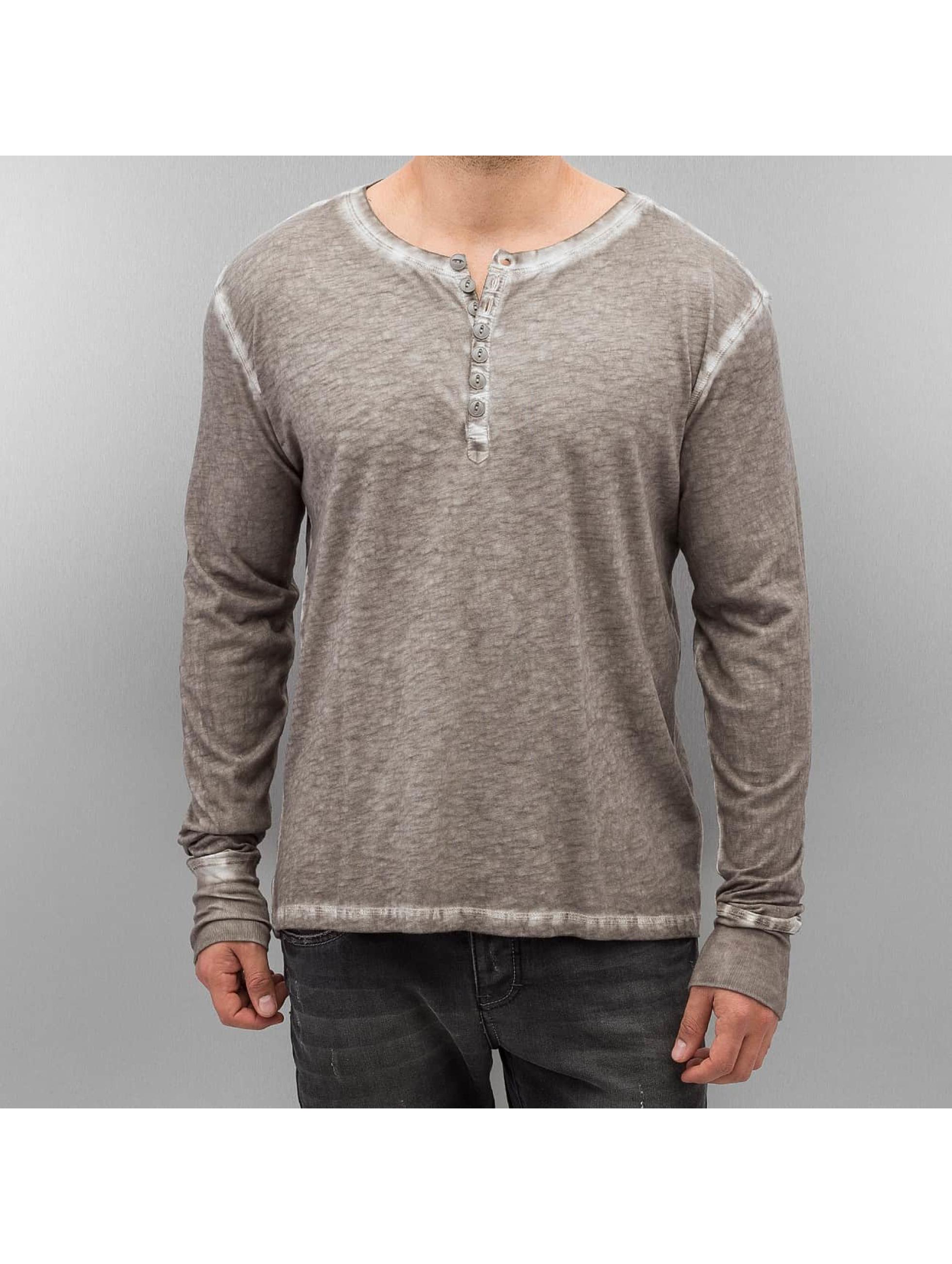 Amsterdenim T-Shirt manches longues Nelis gris