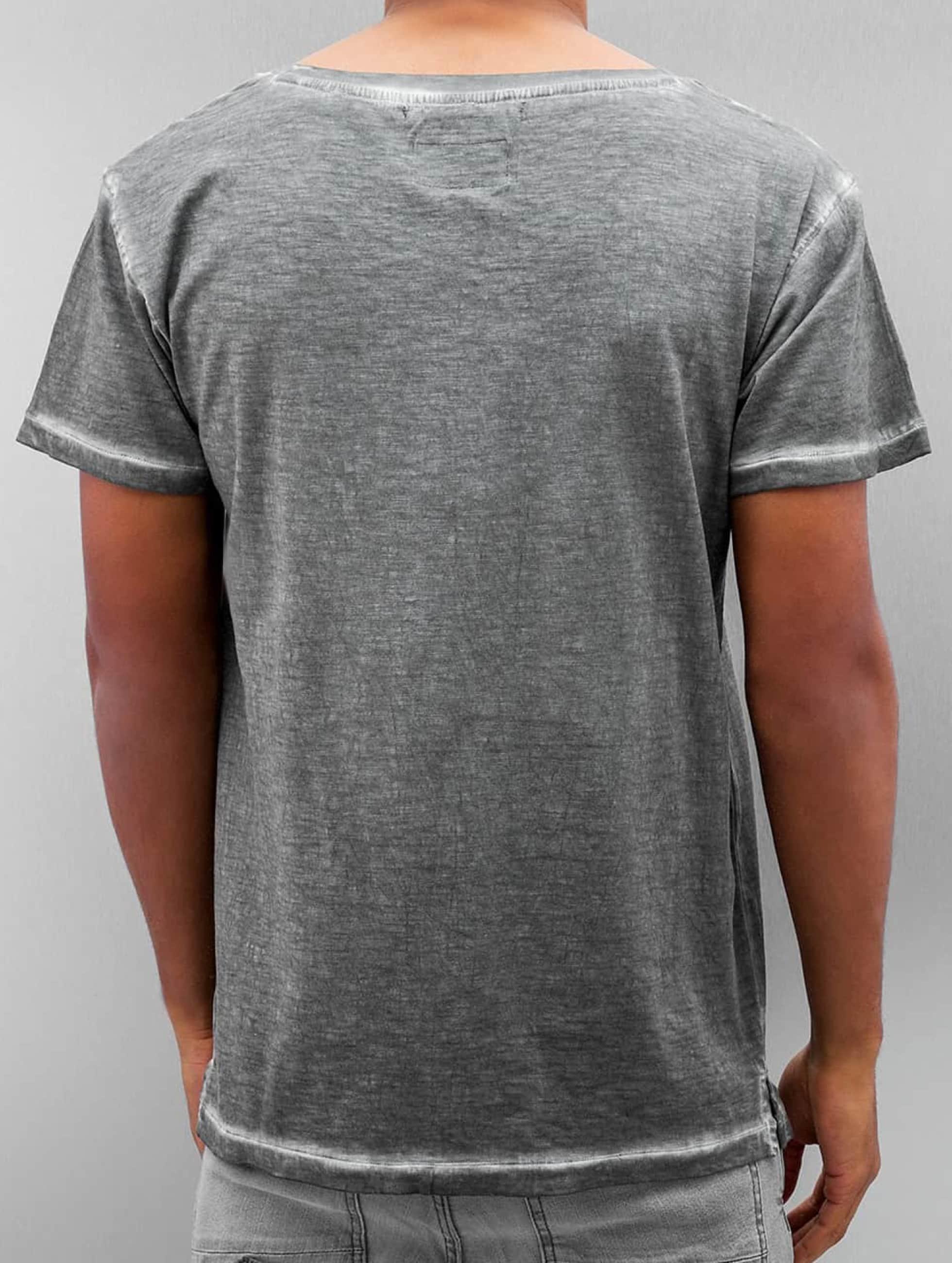 Amsterdenim T-skjorter Floris grå