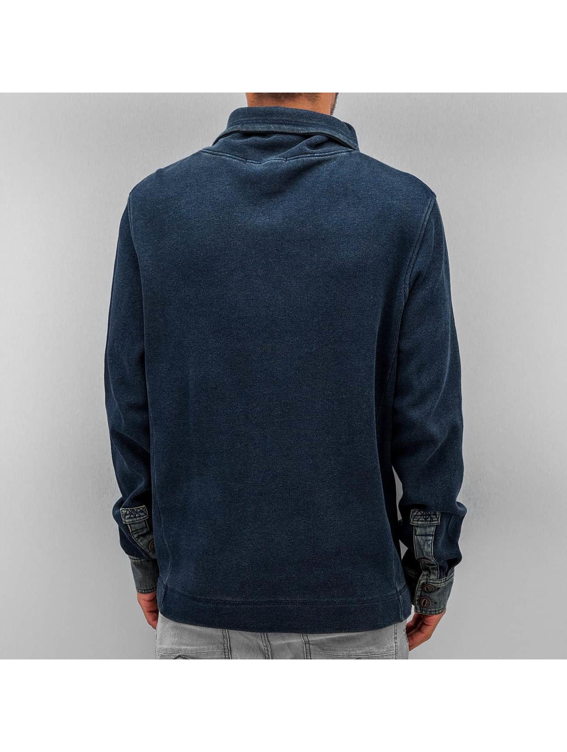 Amsterdenim Transitional Jackets Boris indigo