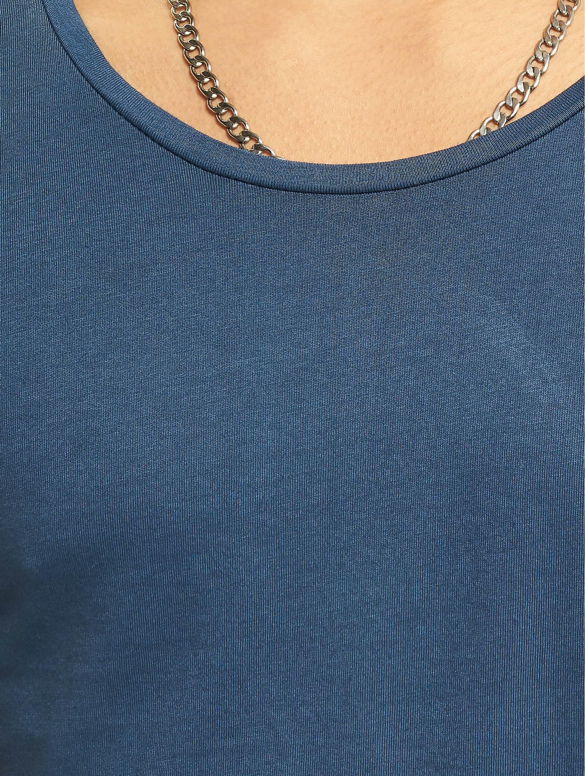 Amsterdenim Tričká Vin modrá