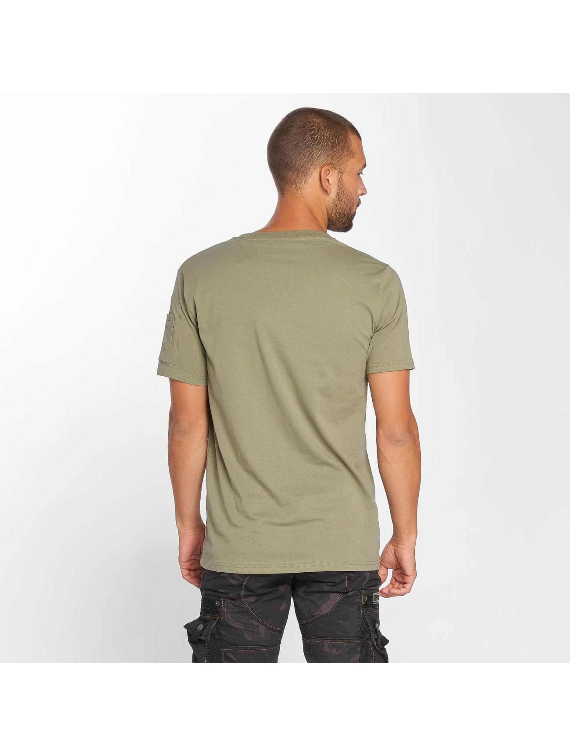 Anerkjendt T-Shirt Rambo grün