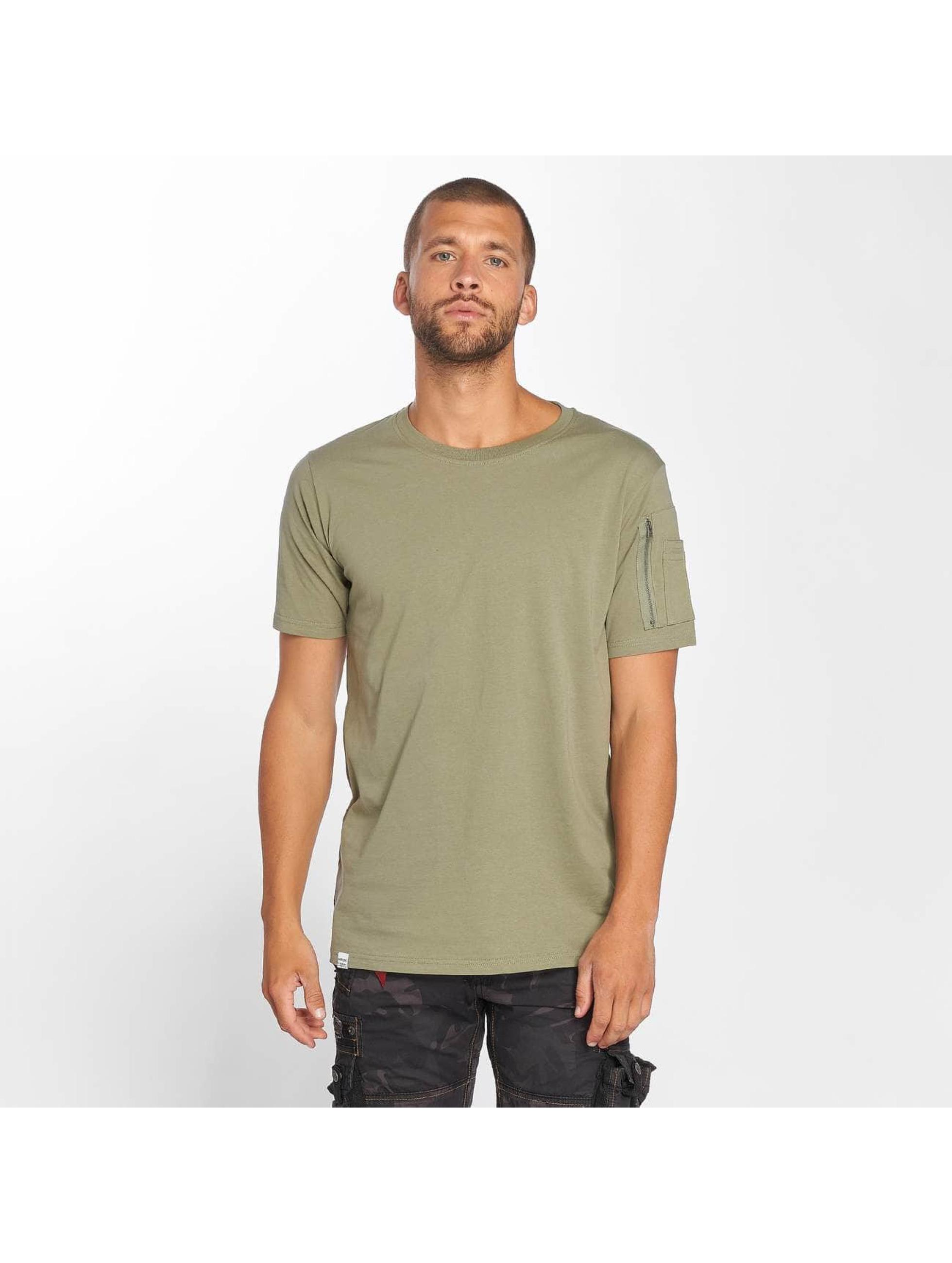 Anerkjendt T-shirts Rambo grøn