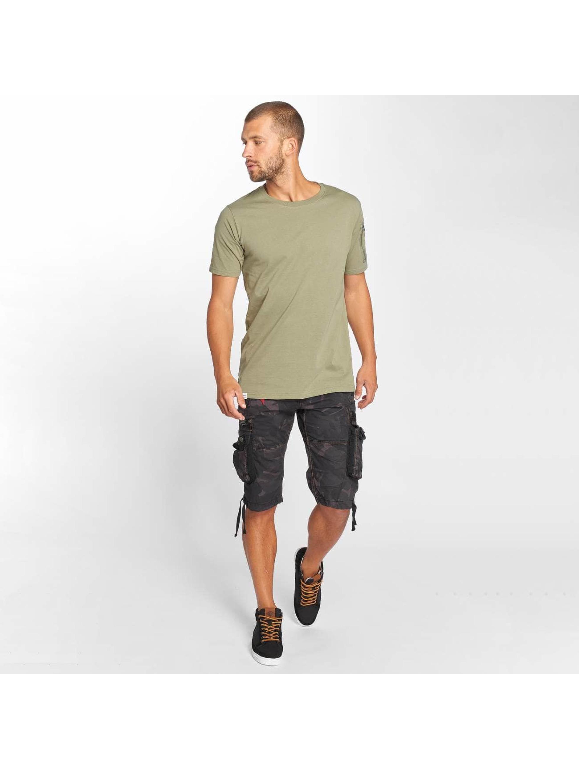 Anerkjendt T-skjorter Rambo grøn