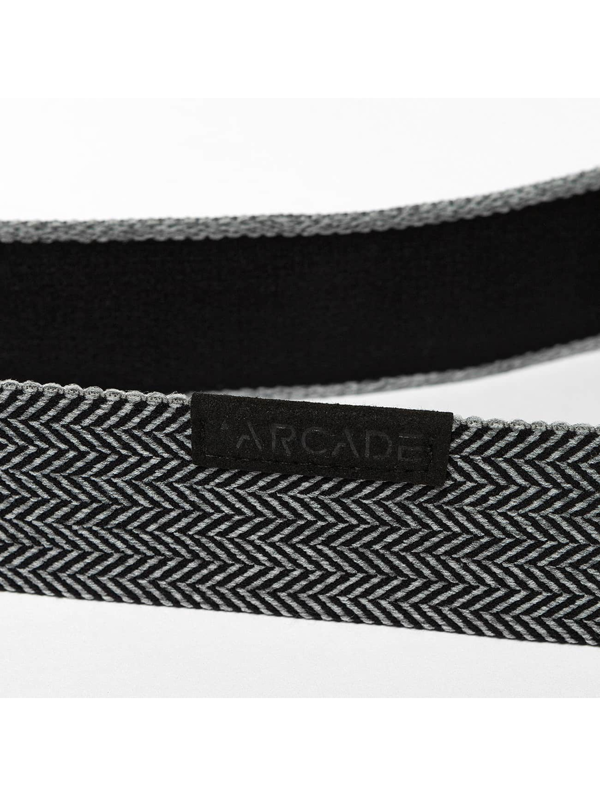 ARCADE Belts Reserve Collection Hemingway svart