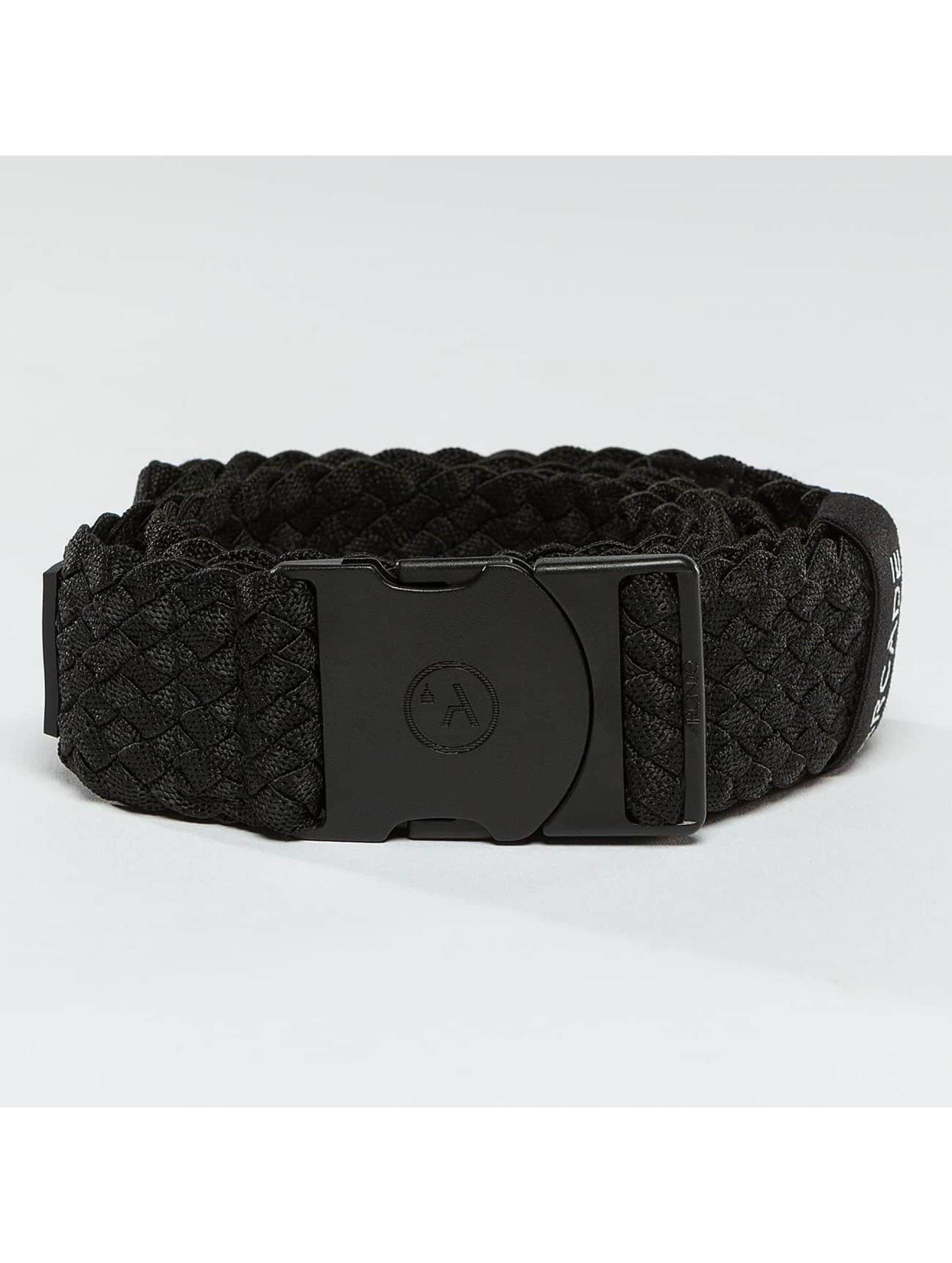 ARCADE Belts Futureweave Collection Vapor svart