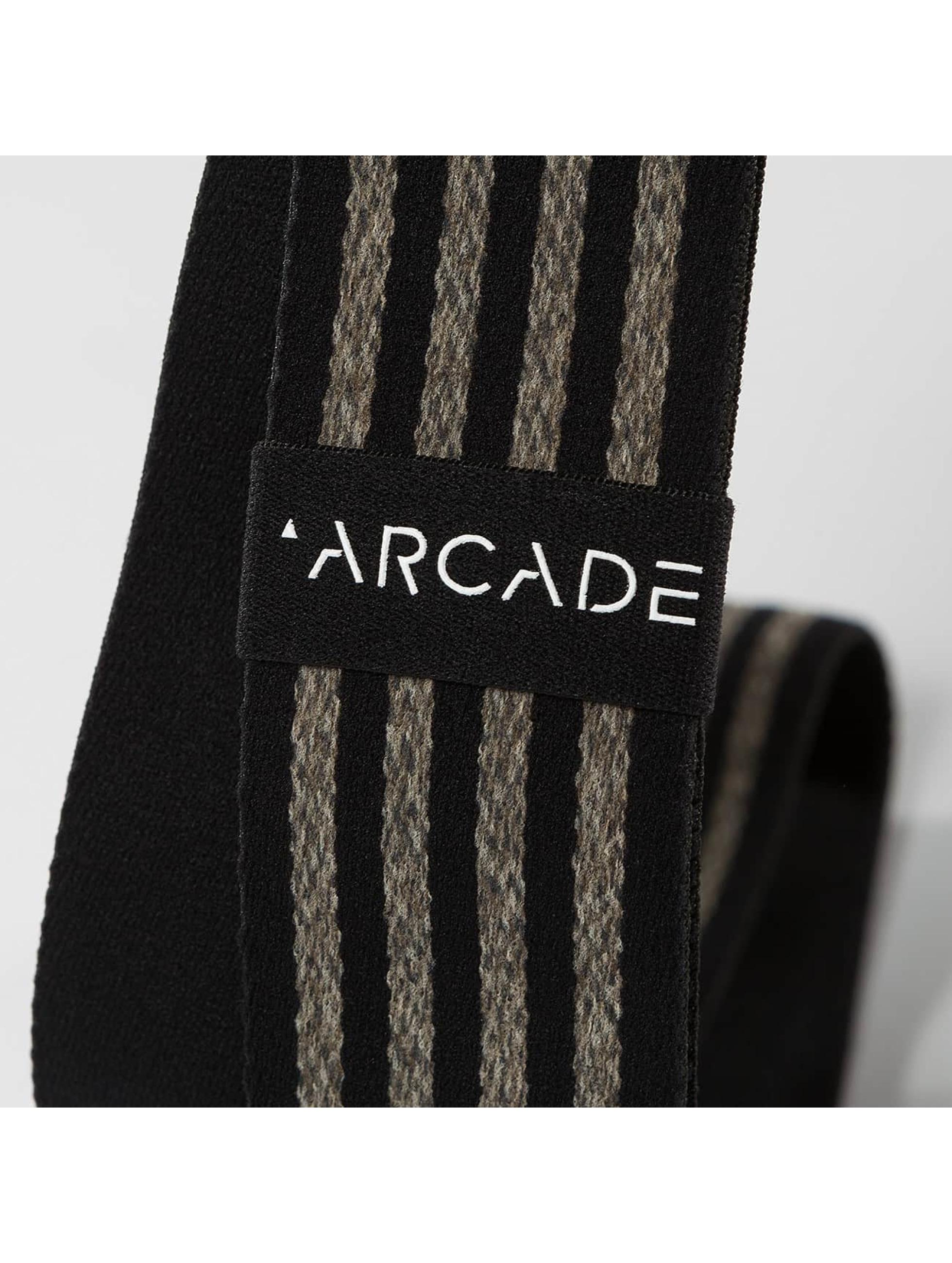 ARCADE Ceinture Tech Collection Don Carlos noir