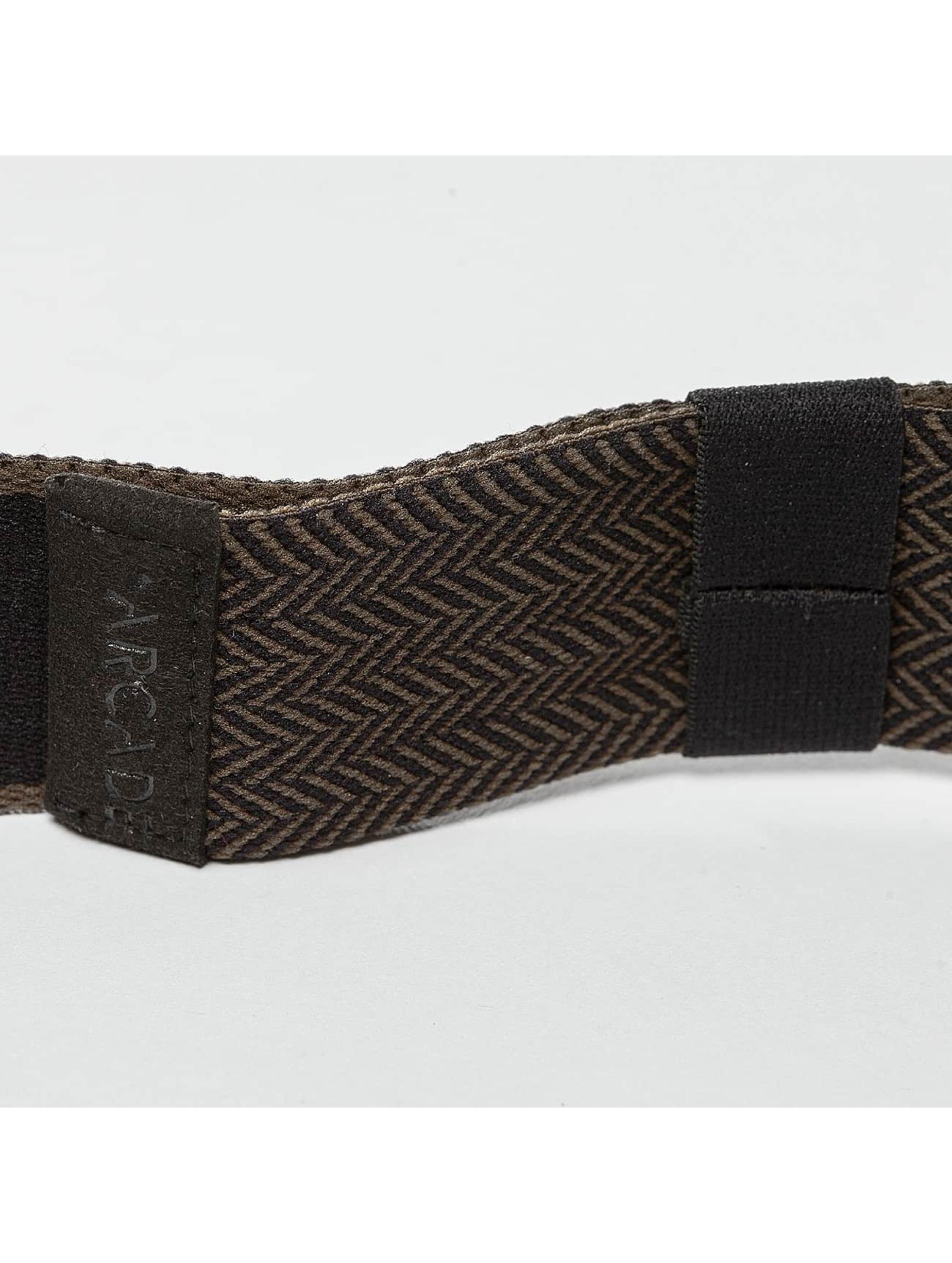 ARCADE Cinturón The Hemingway negro