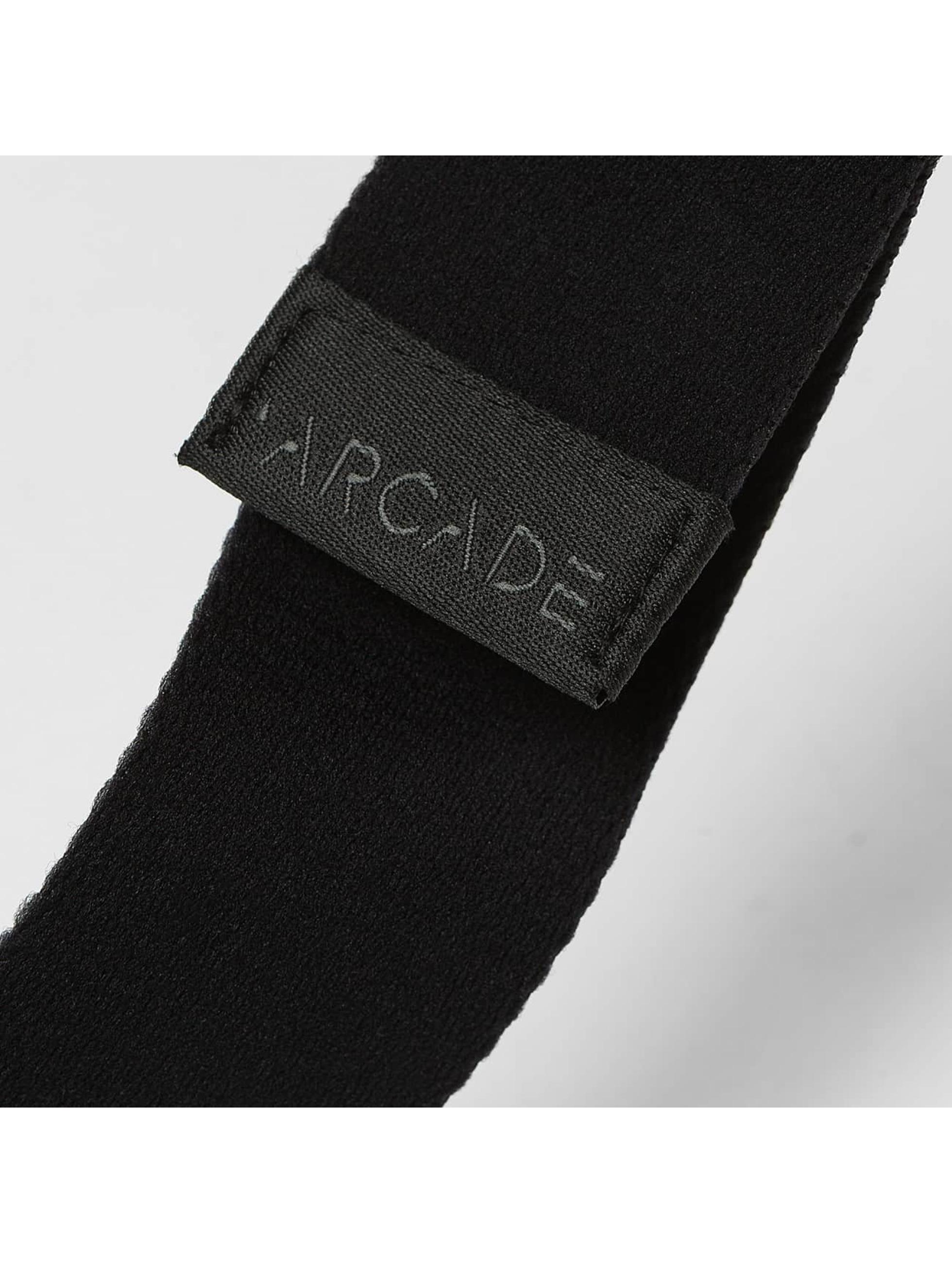 ARCADE Gürtel No Collection schwarz