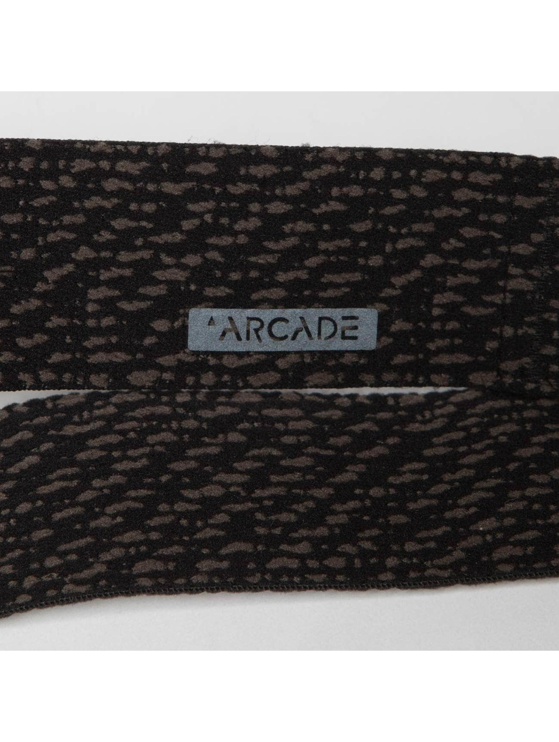 ARCADE Opasky Performance Static èierna