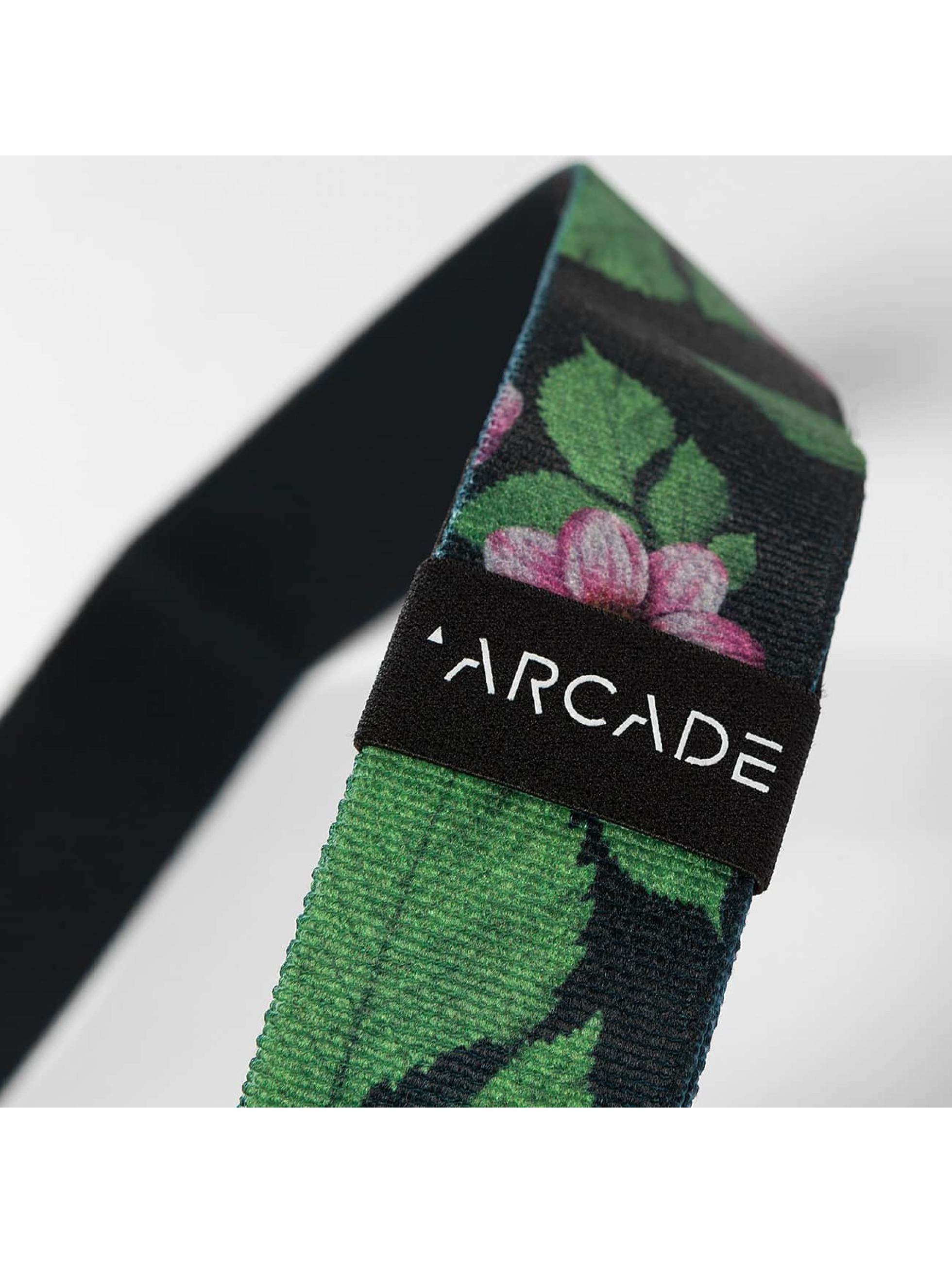 ARCADE Paski Native Collection Biscayne czarny