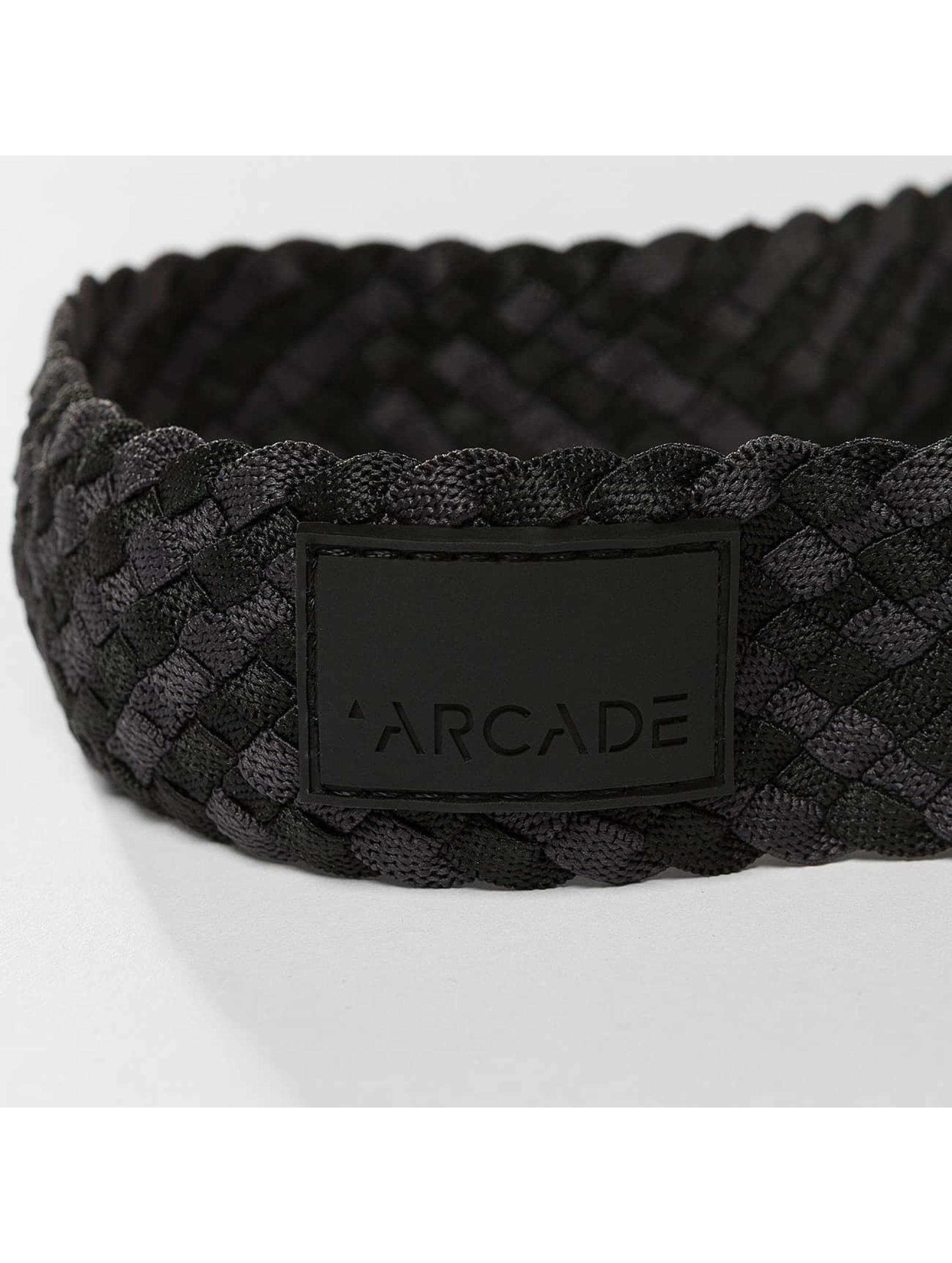 ARCADE Paski Futureweave Collection Vapor czarny