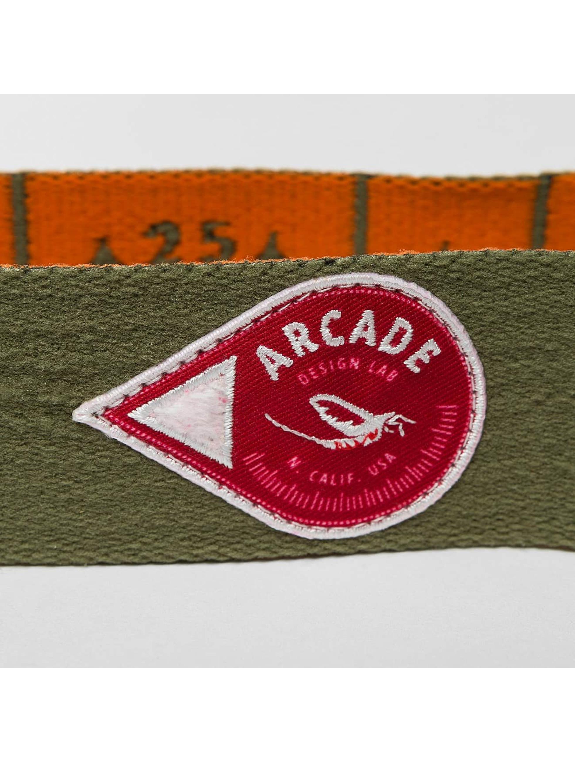 ARCADE riem Drift Collection Drake groen