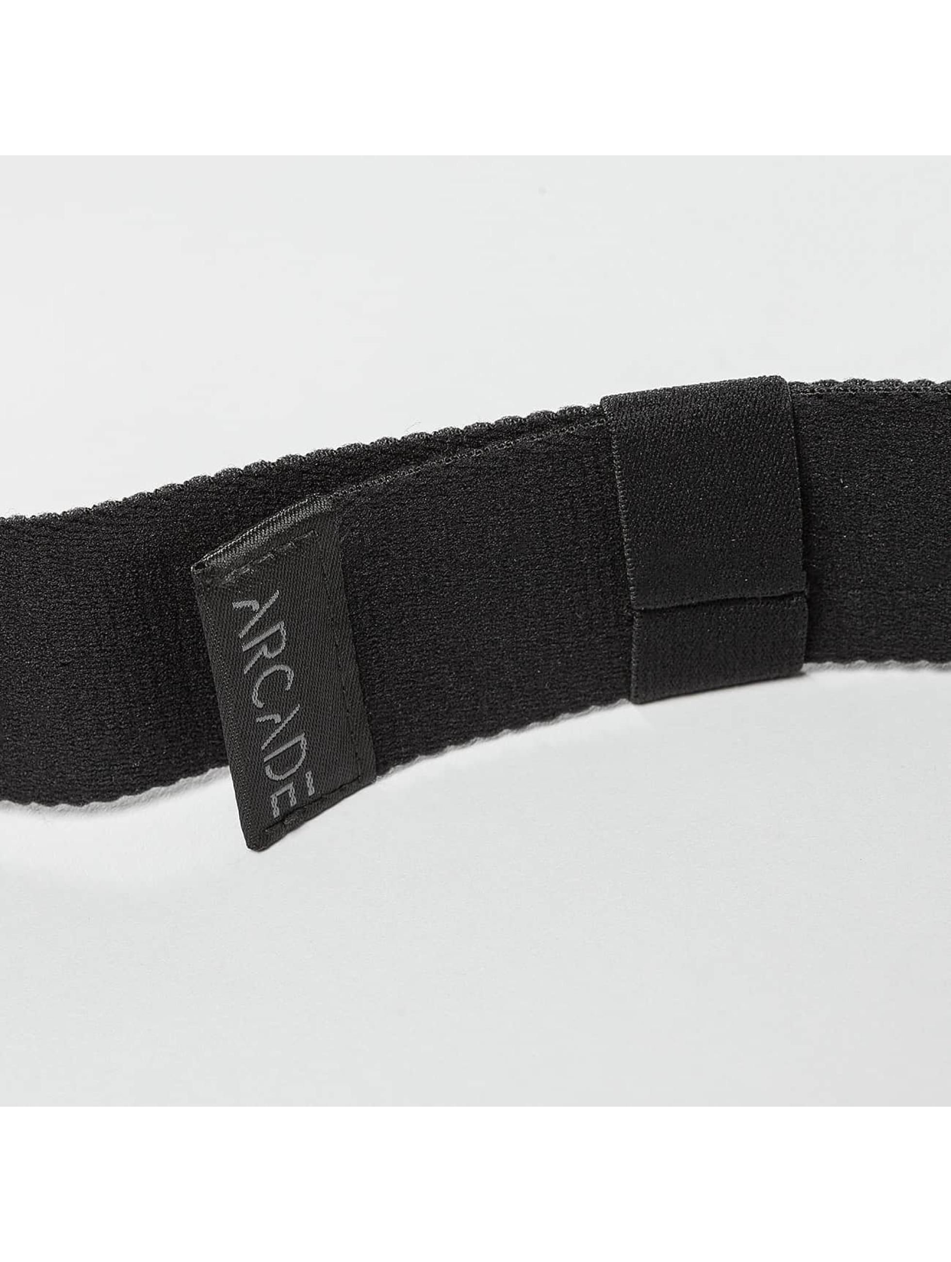 ARCADE riem The N Belt zwart