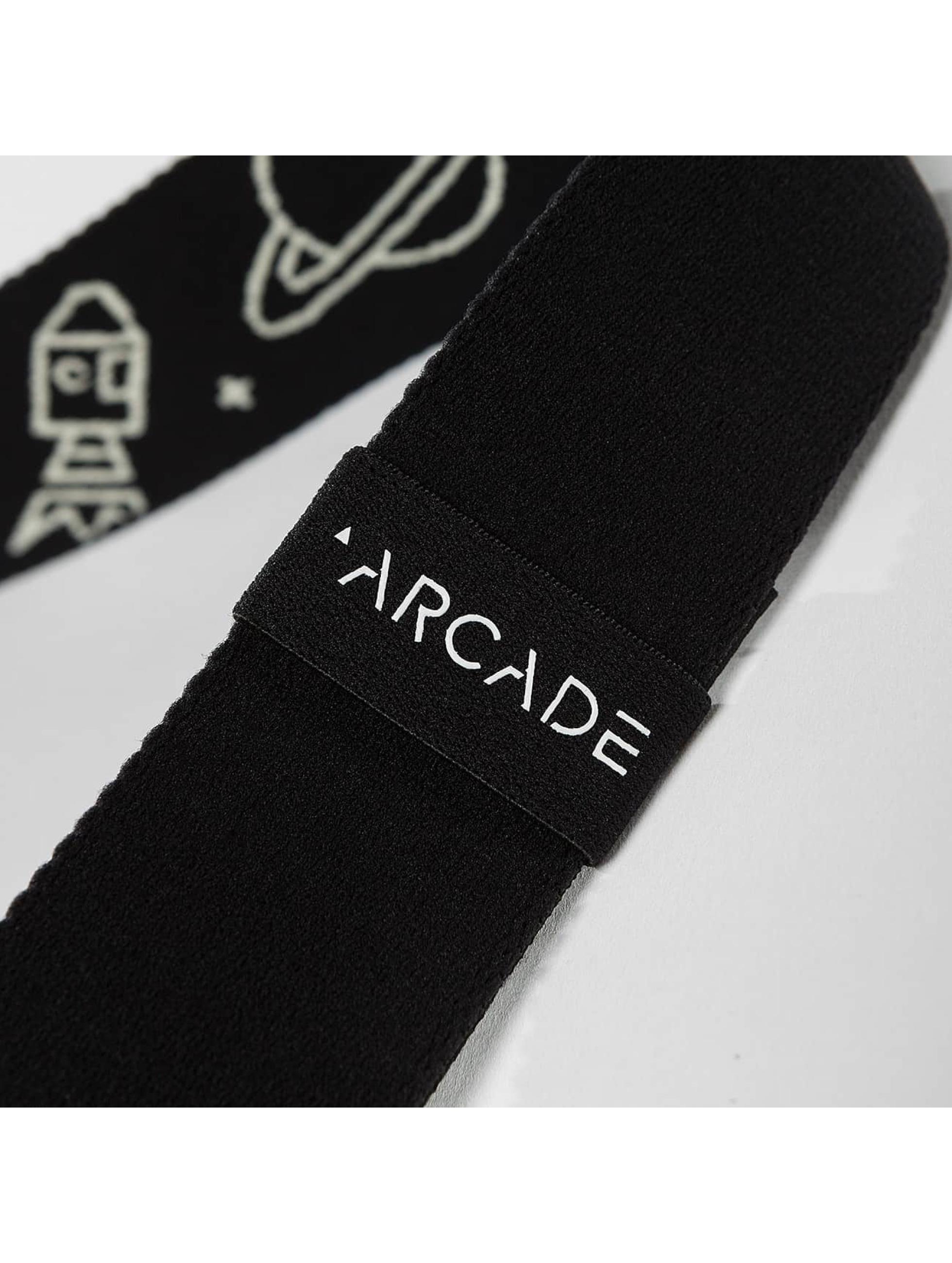 ARCADE riem Native Collection Rambler zwart