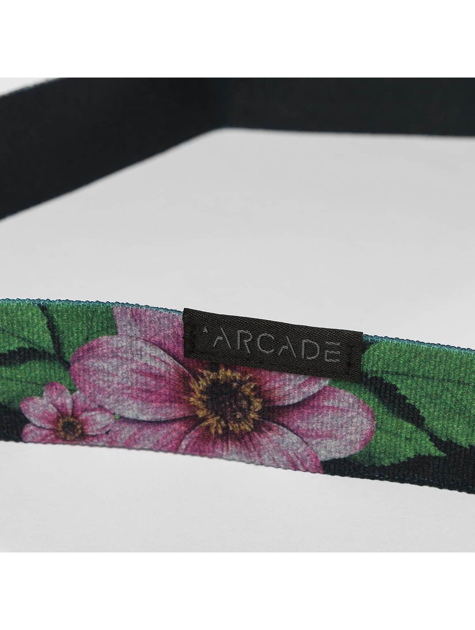 ARCADE riem Native Collection Biscayne zwart