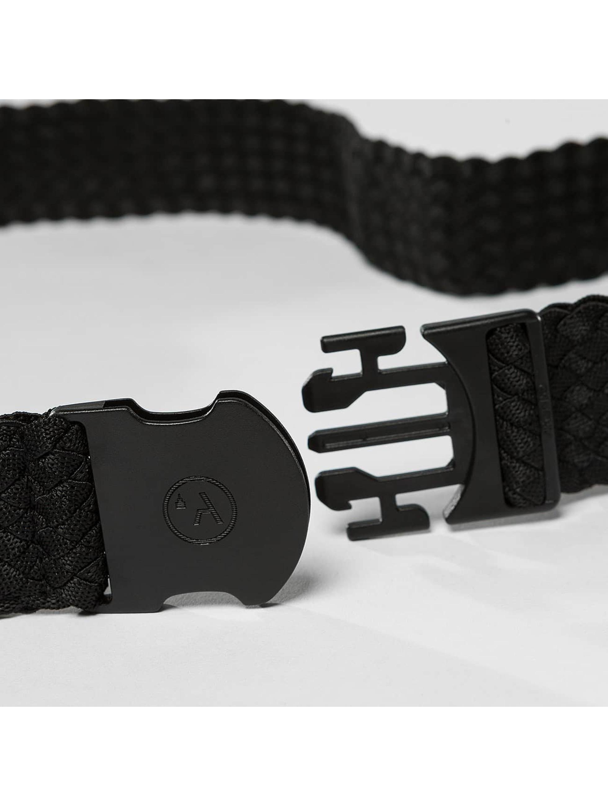 ARCADE riem Futureweave Collection Vapor zwart