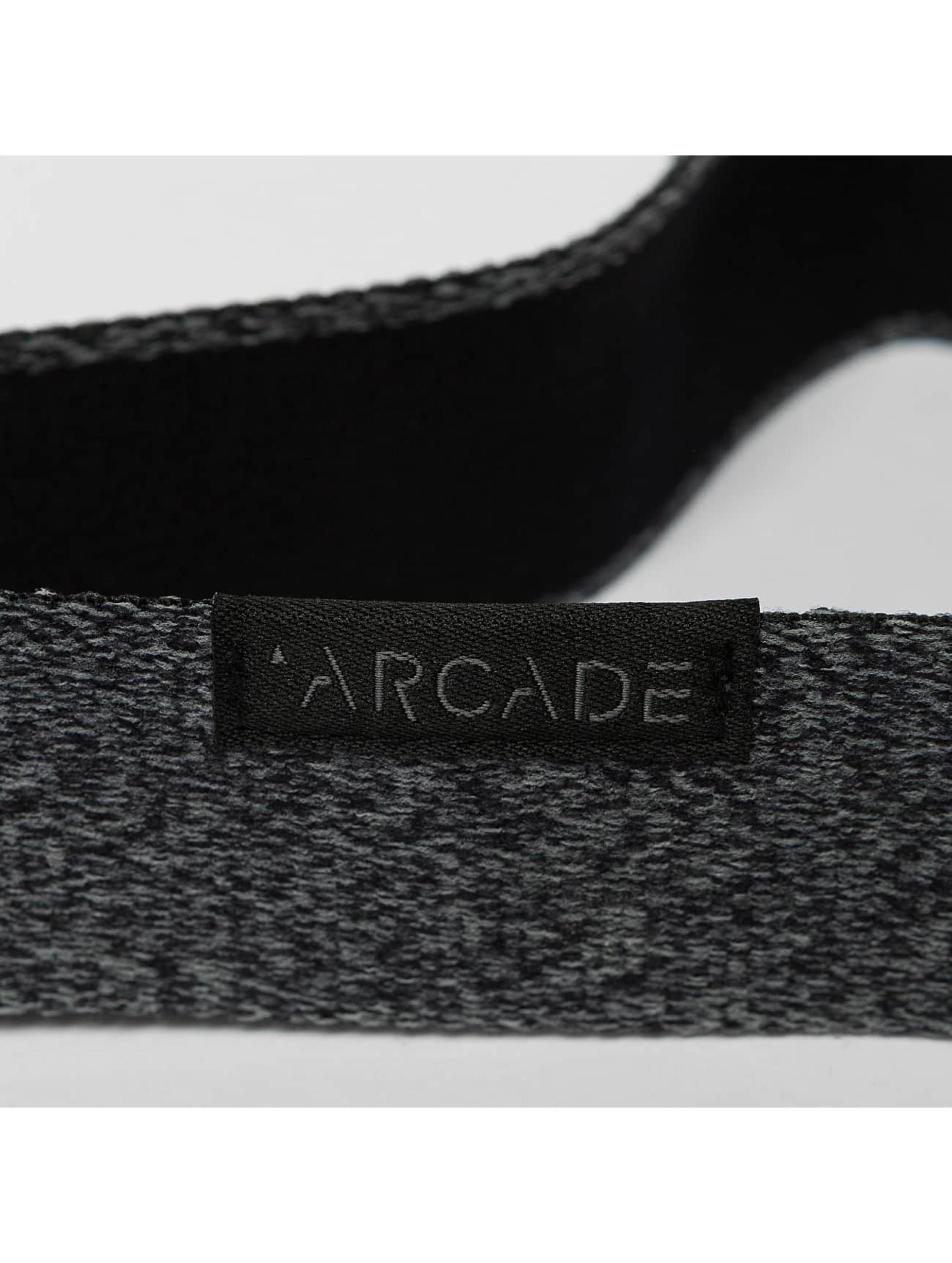 ARCADE Vyöt Core Collection Foundation musta