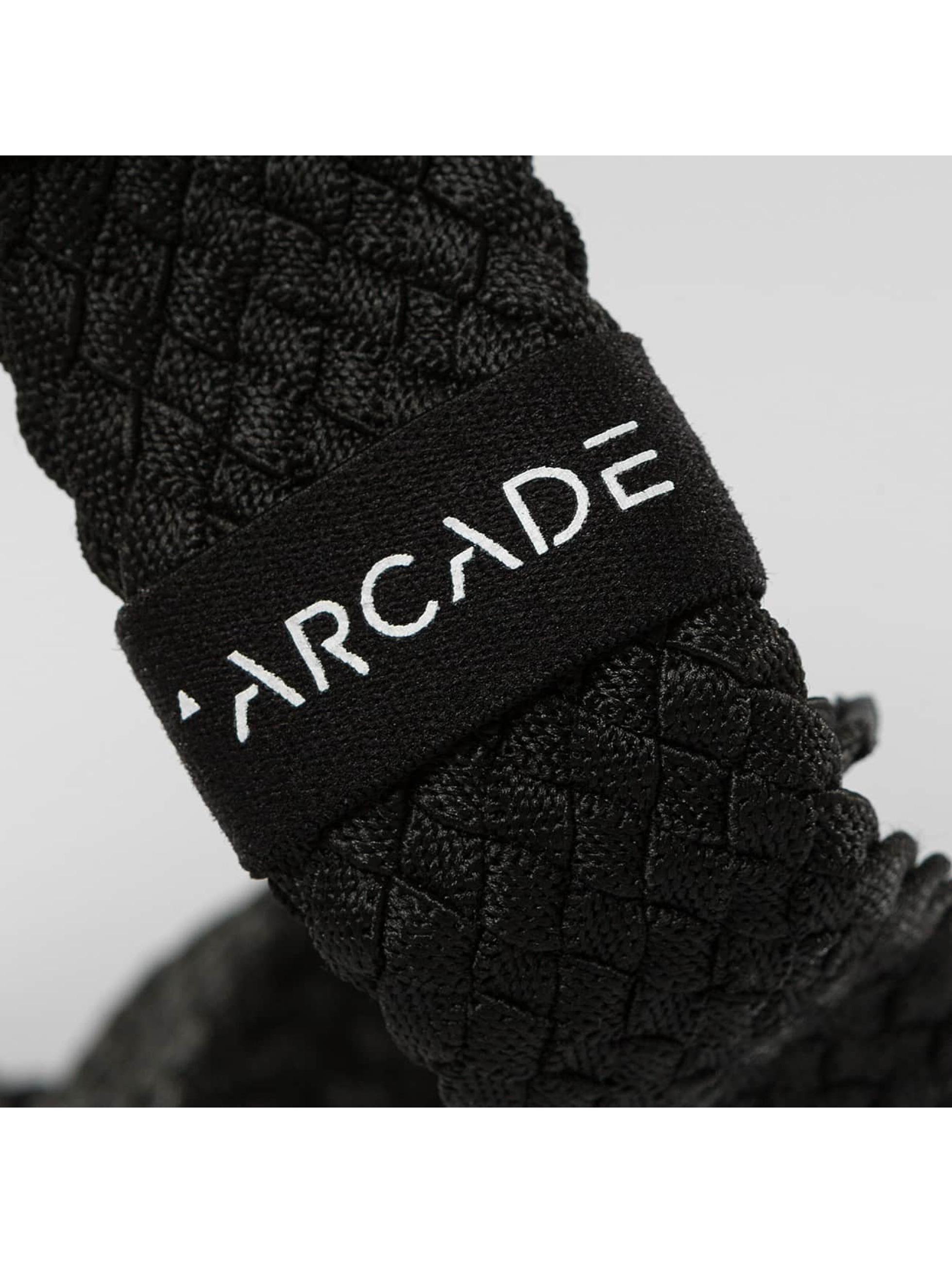 ARCADE Vyöt Futureweave Collection Vapor musta