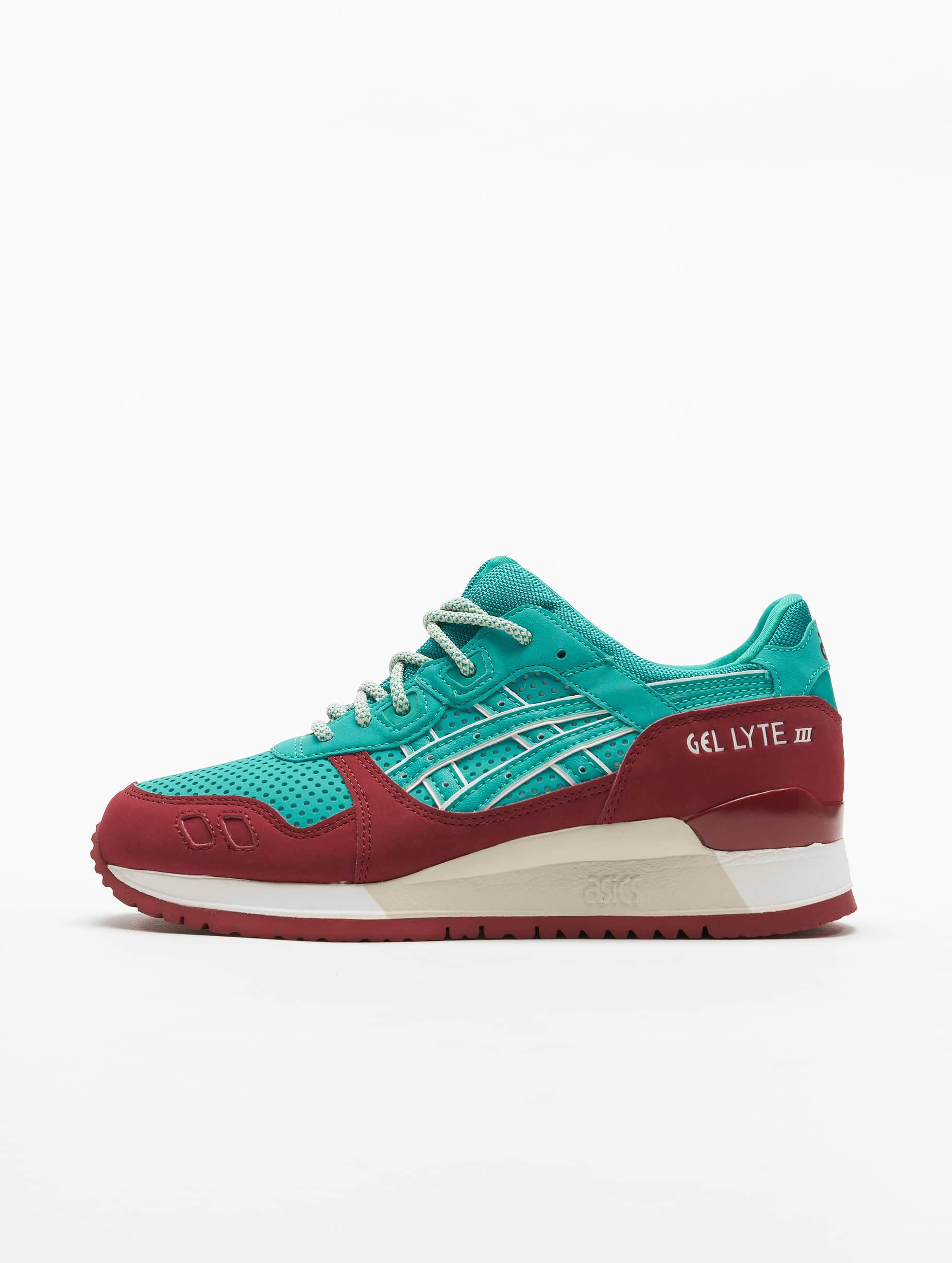 Asics Gel Lyte III Block Pack Sneaker Spectra Green