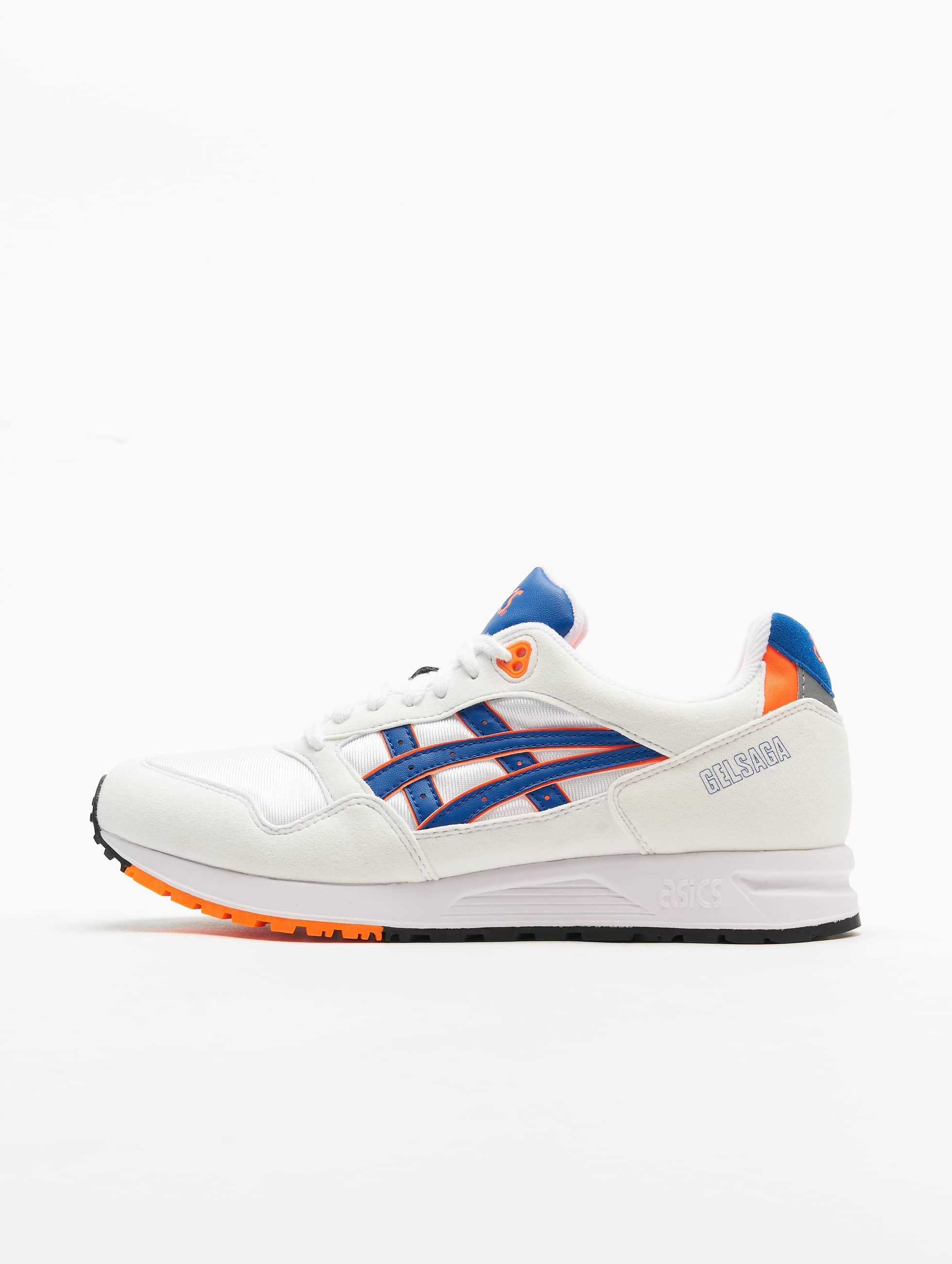 Asics Tiger Gel Saga Sneakers WhiteAsics Blue