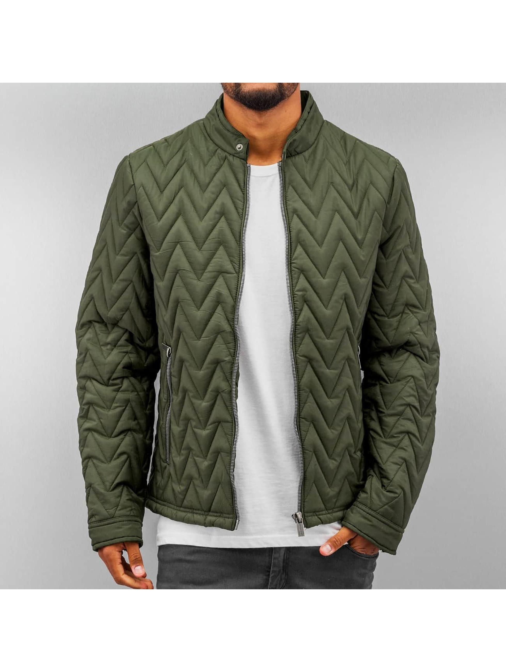 Authentic Style Зимняя куртка Laurence зеленый