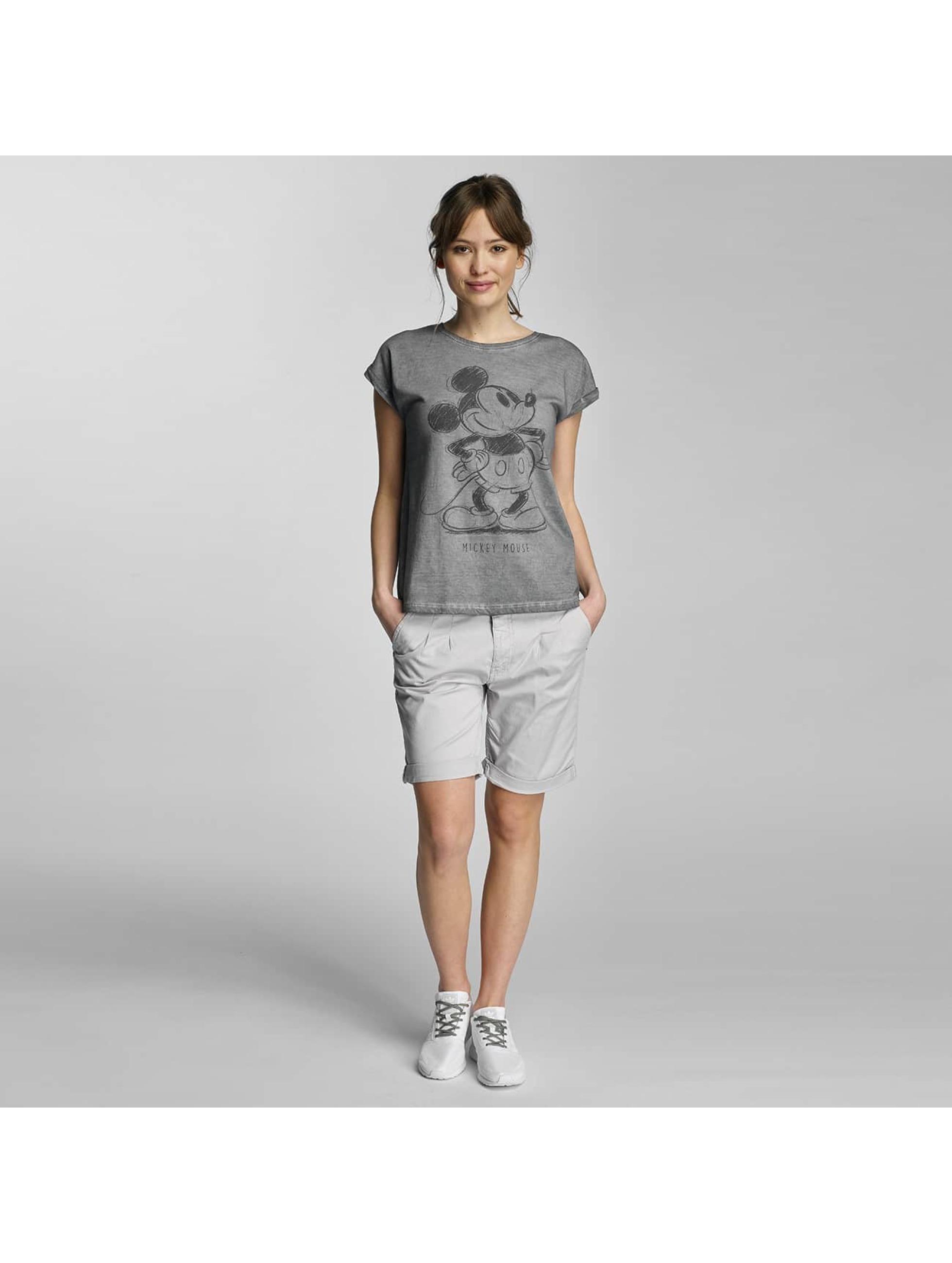 Authentic Style Camiseta Mickey gris