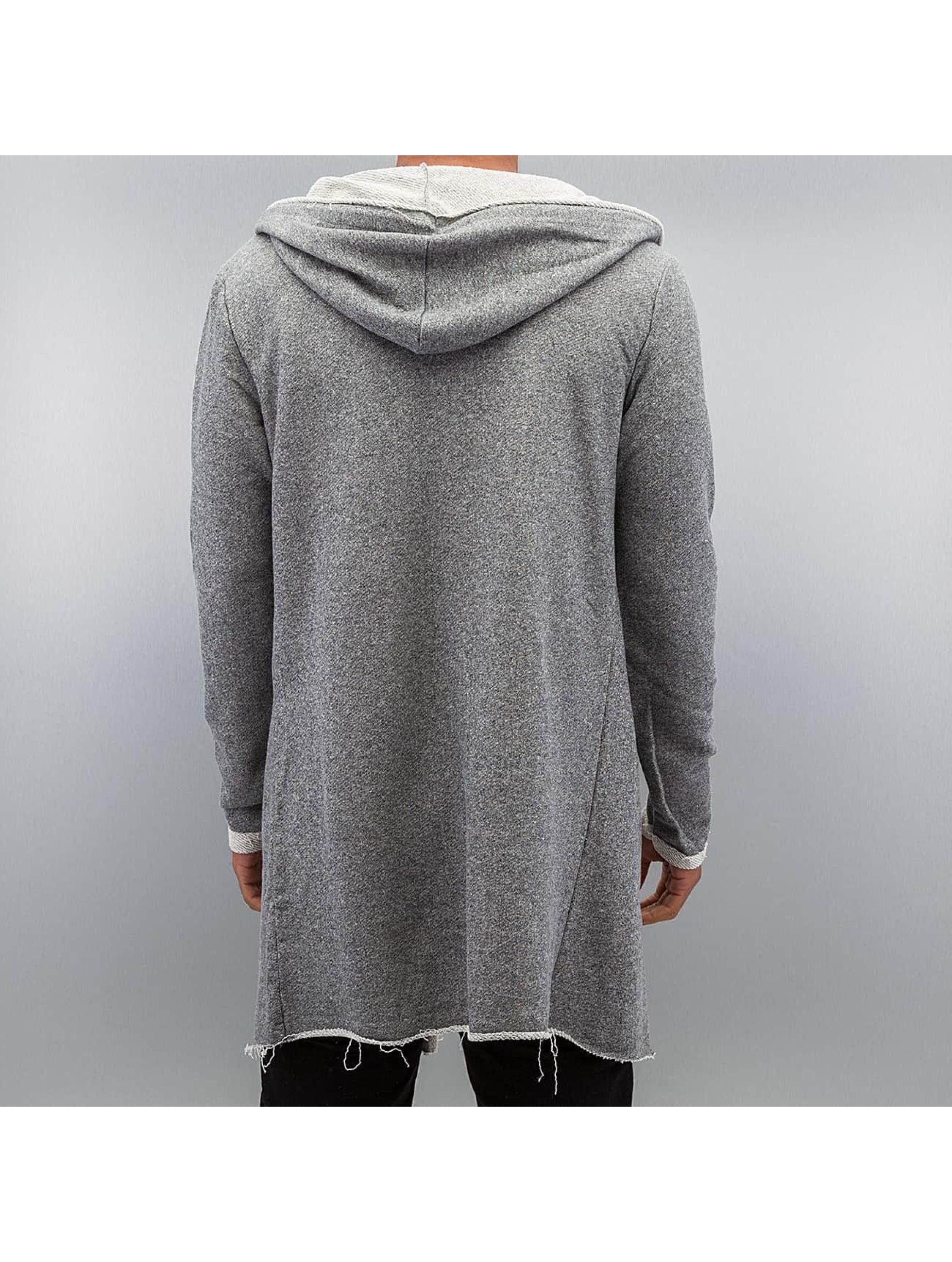 Authentic Style Cardigan Sweat gray