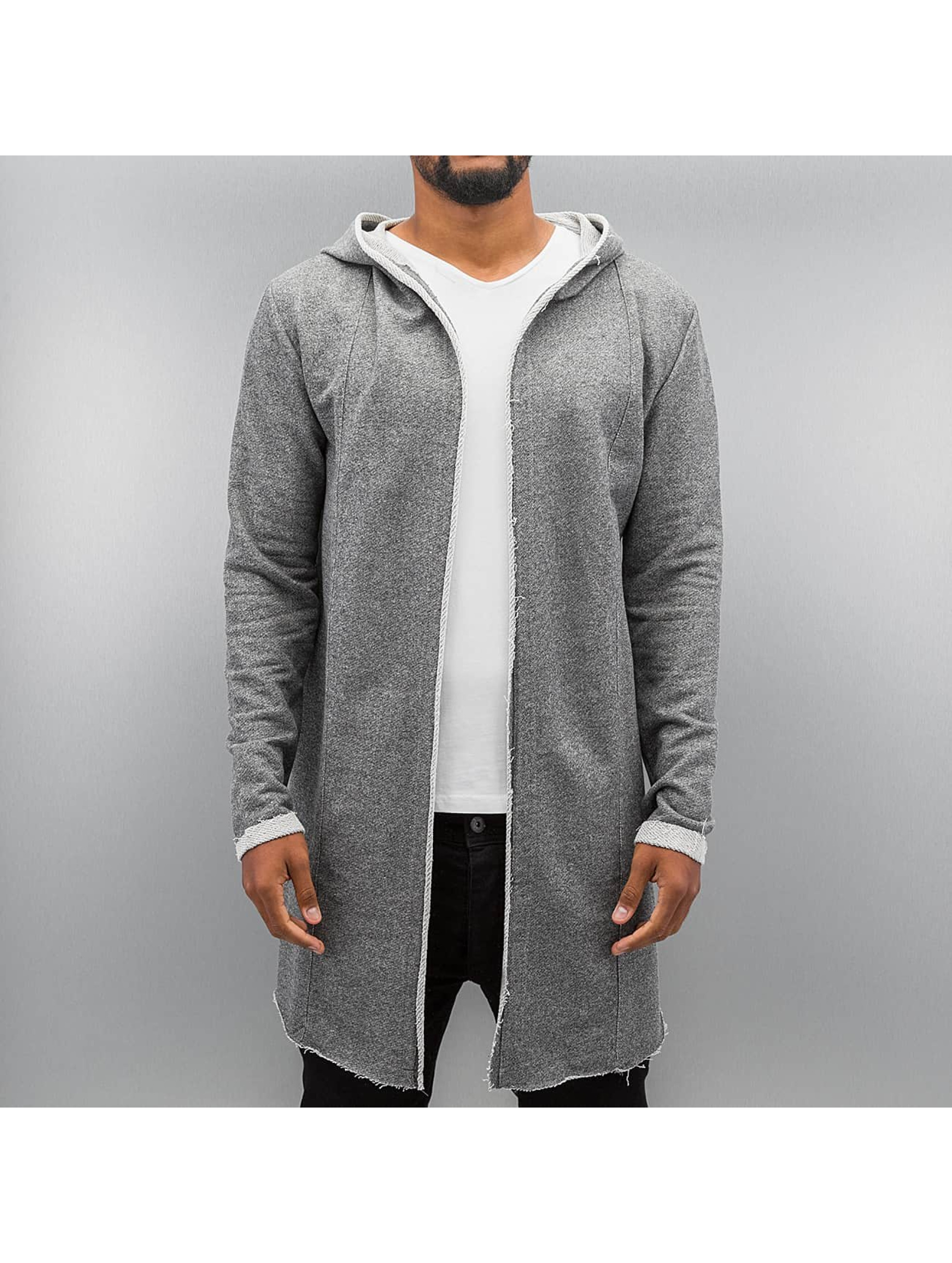 Authentic Style Cardigans Sweat grå