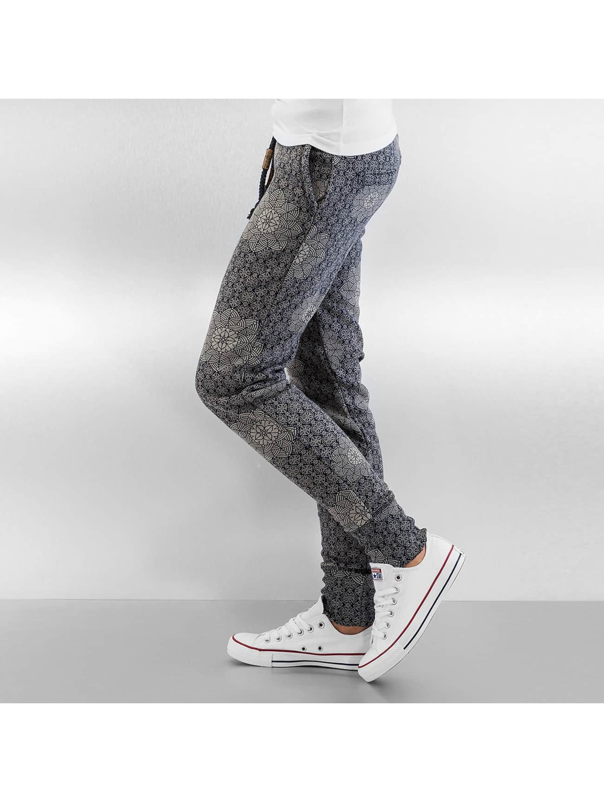 Authentic Style Jogging Pattern bleu