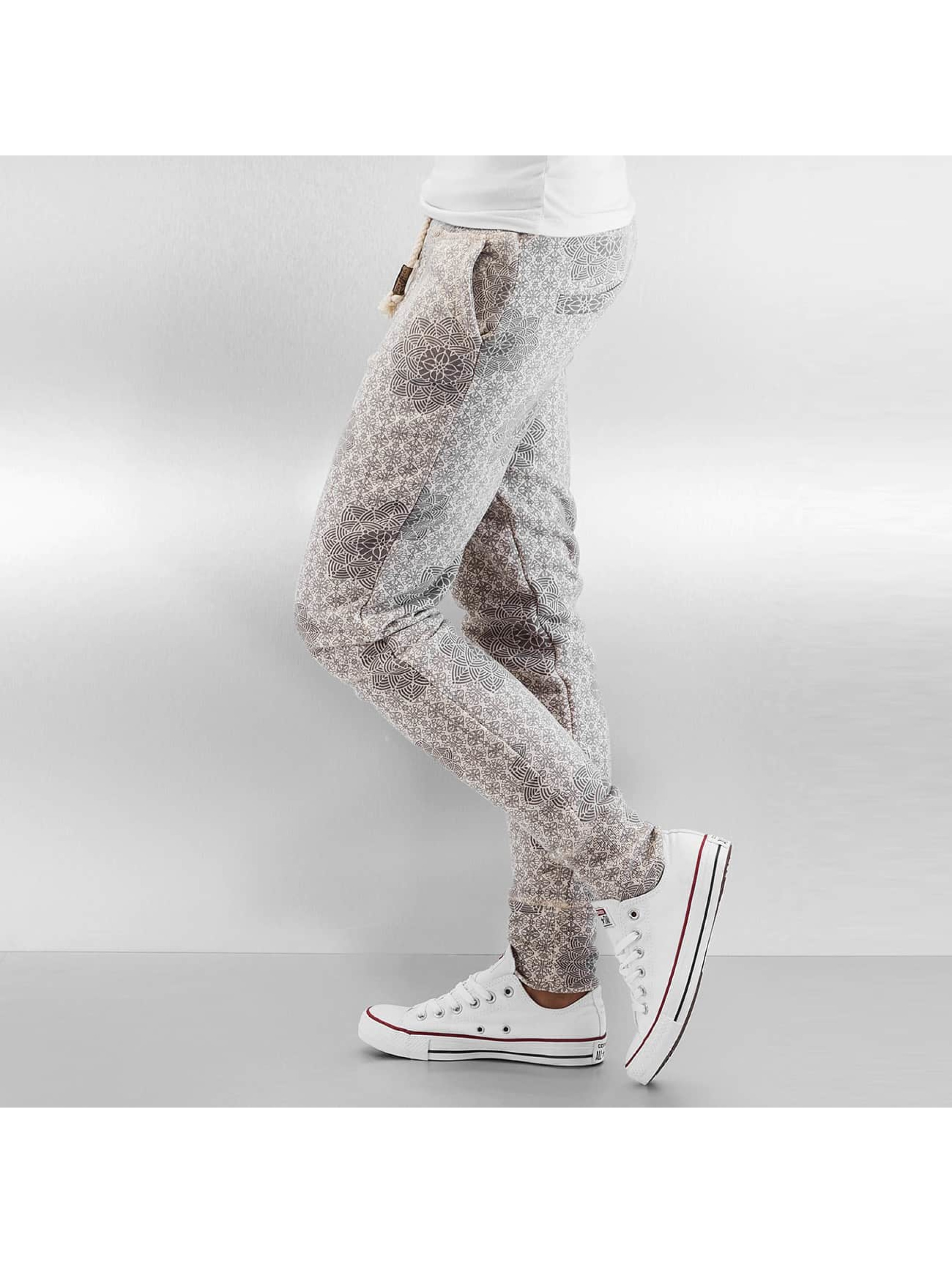Authentic Style Jogginghose Pattern beige