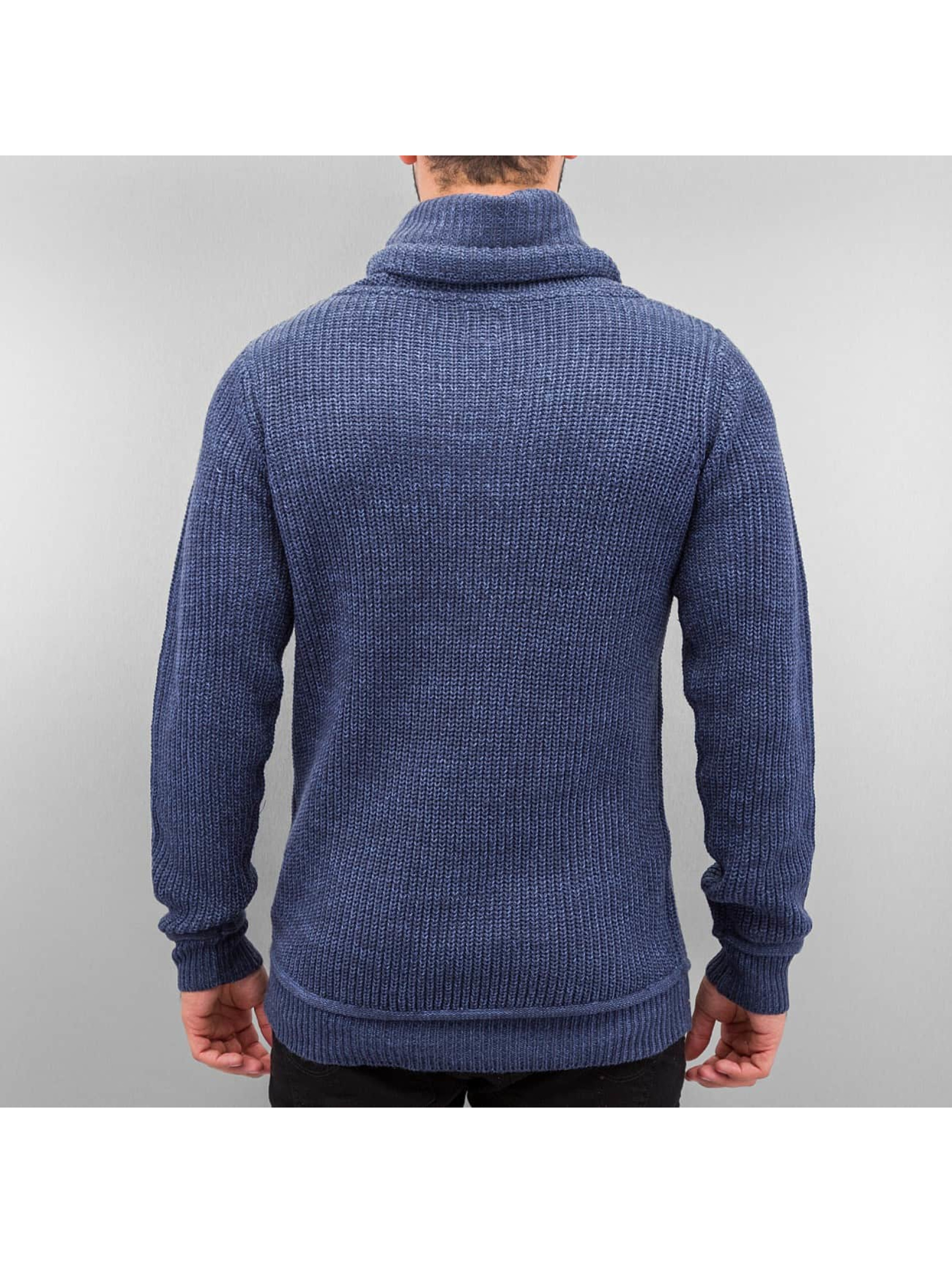 Authentic Style Jumper Knit blue