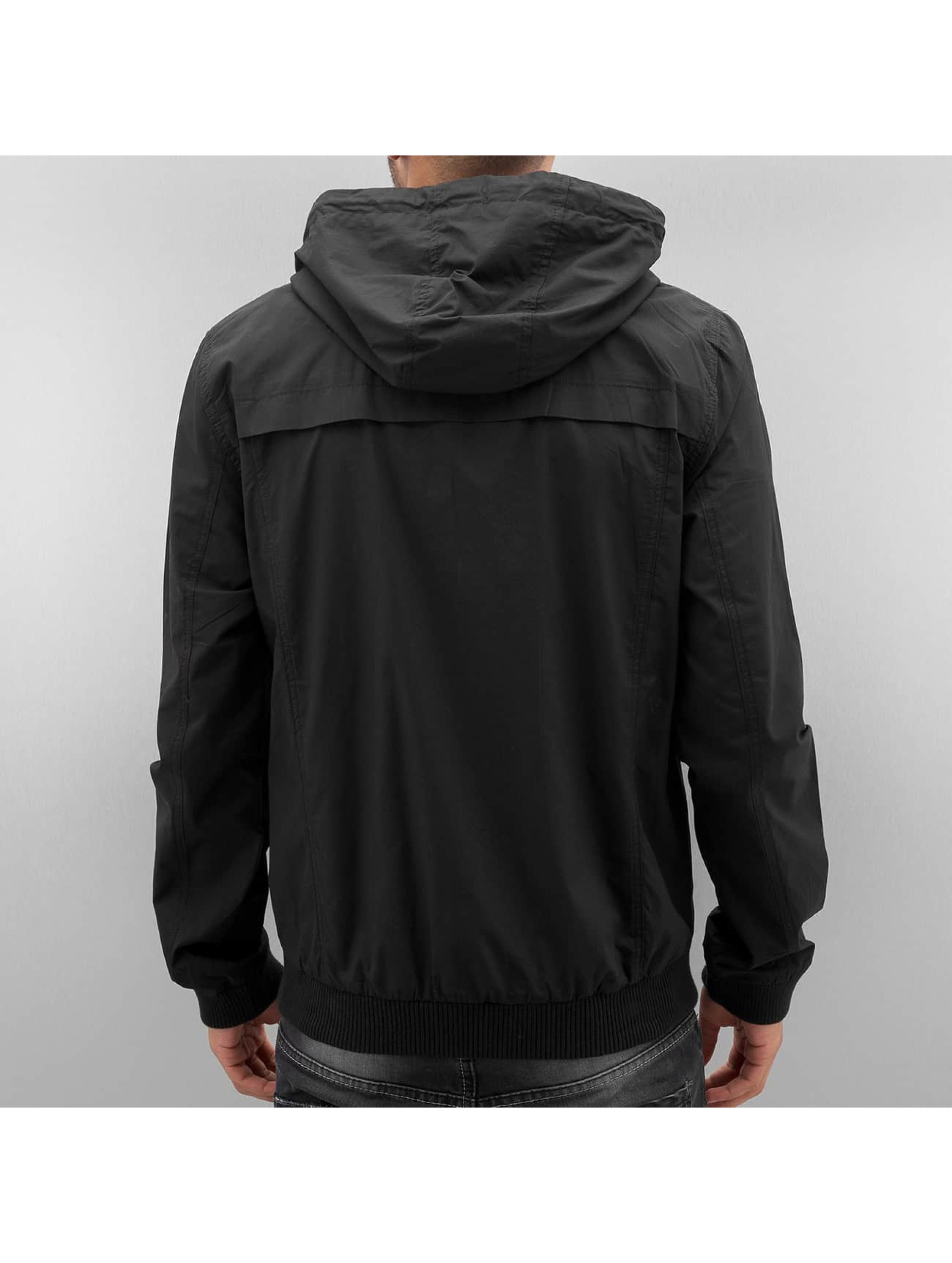 Authentic Style Lightweight Jacket Sublevel Basic black