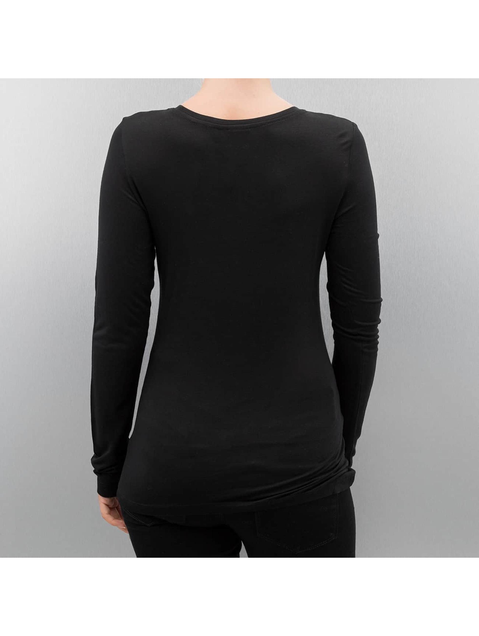 Authentic Style Longsleeve Style zwart
